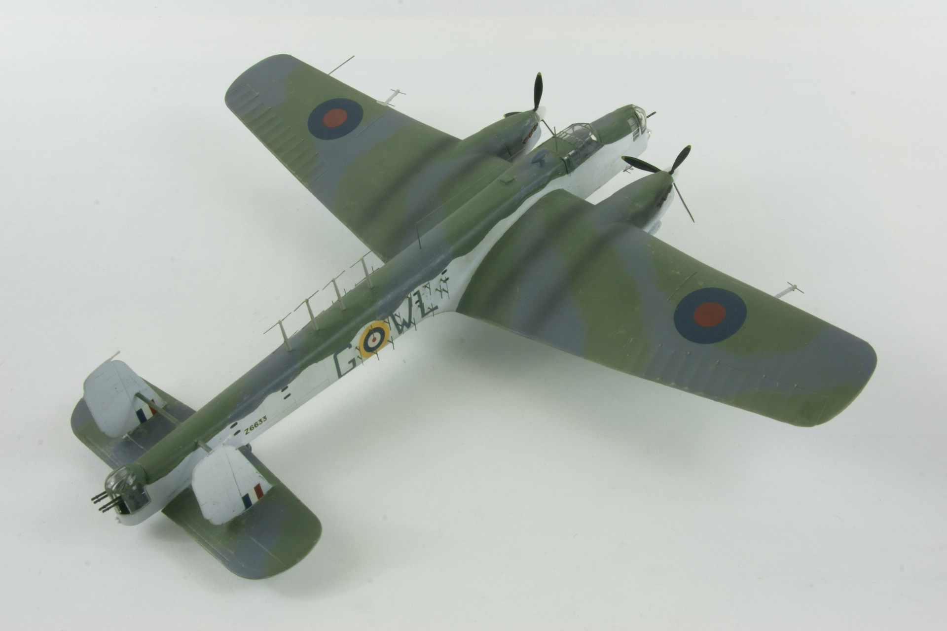 Armstrong whitworth whitley gr vii 5 1