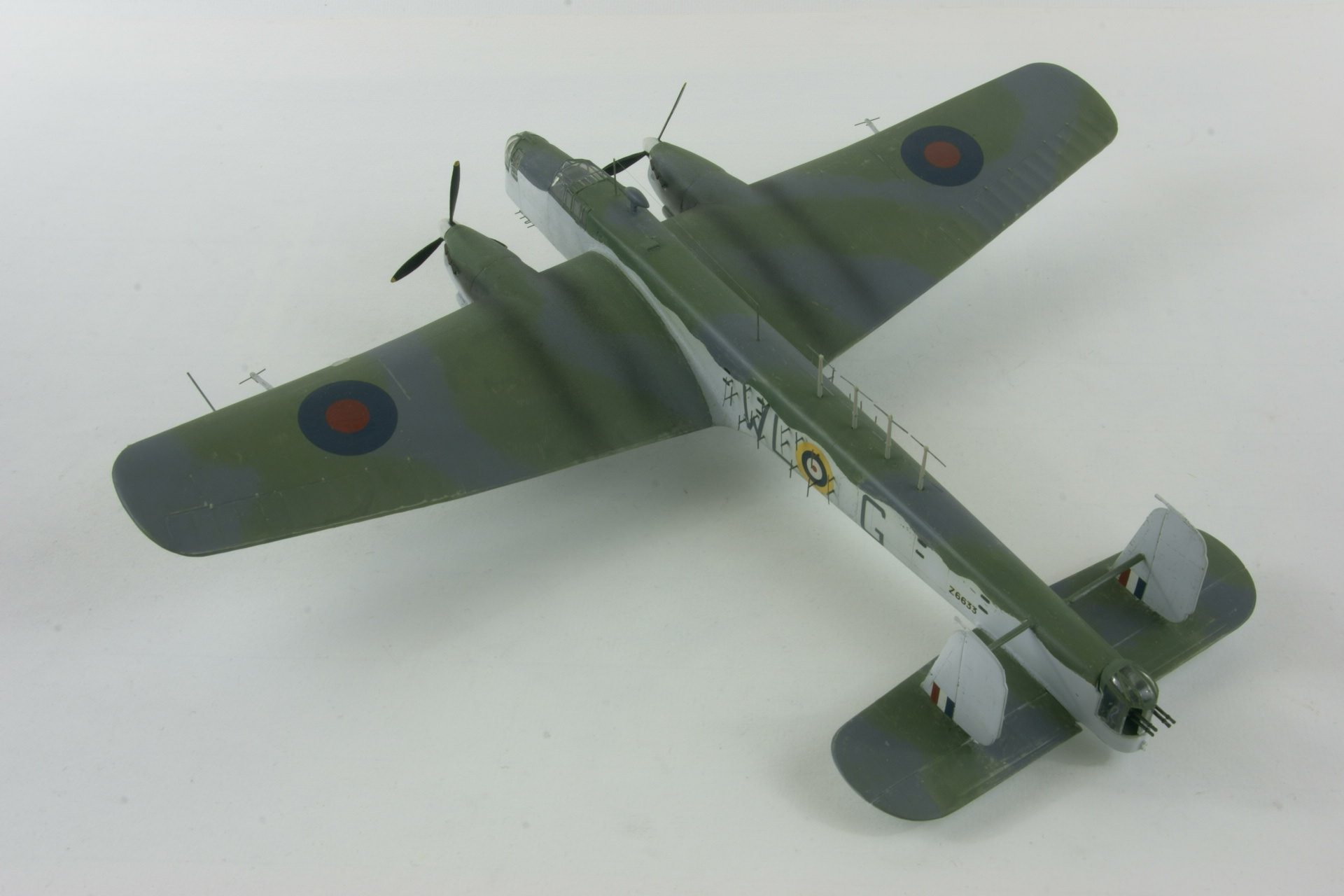 Armstrong whitworth whitley gr vii 6 1