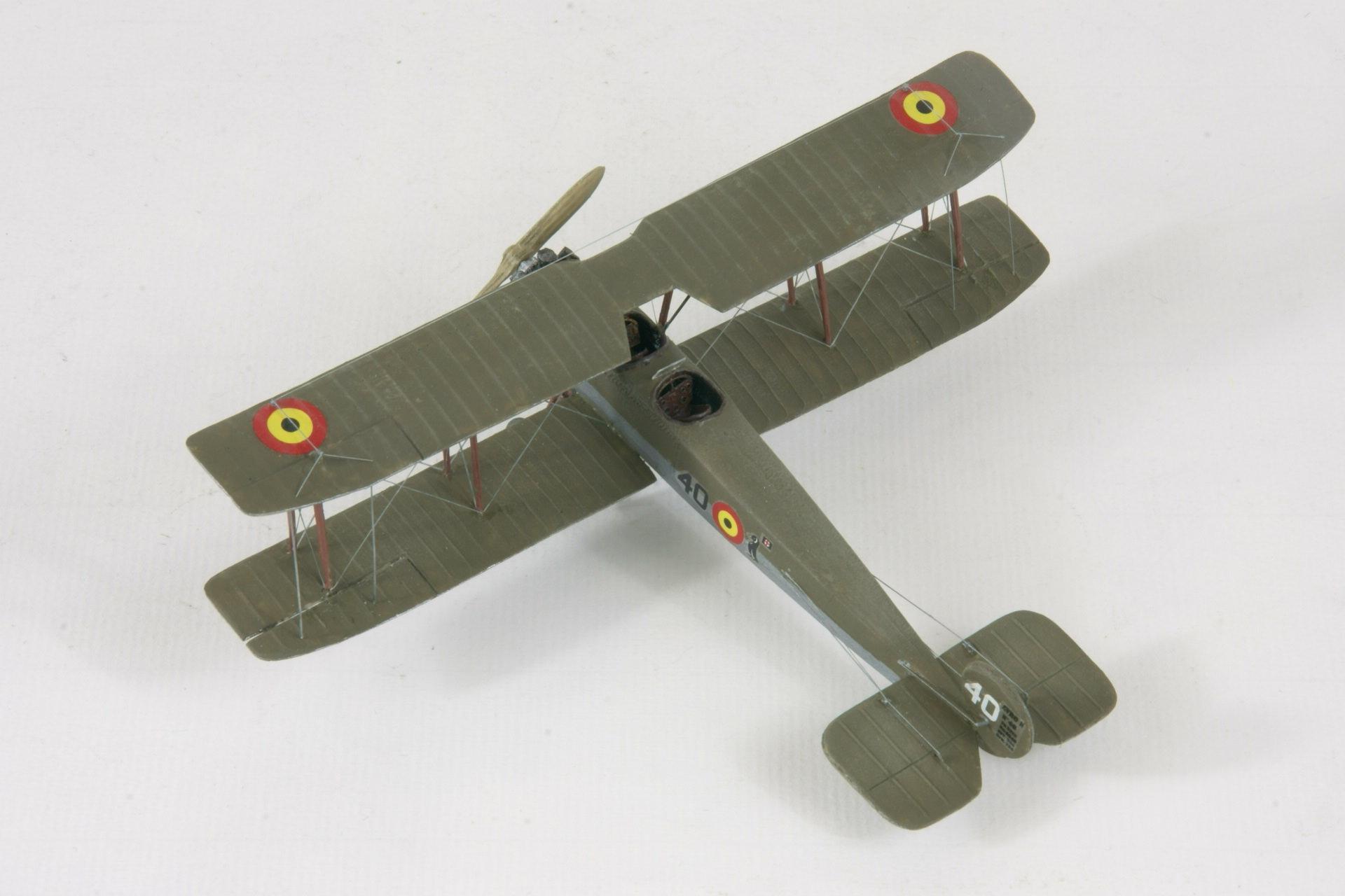 Avro 504 n late 2