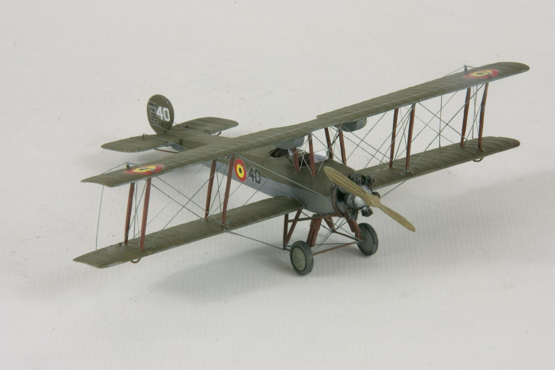 Avro 504 n late 5