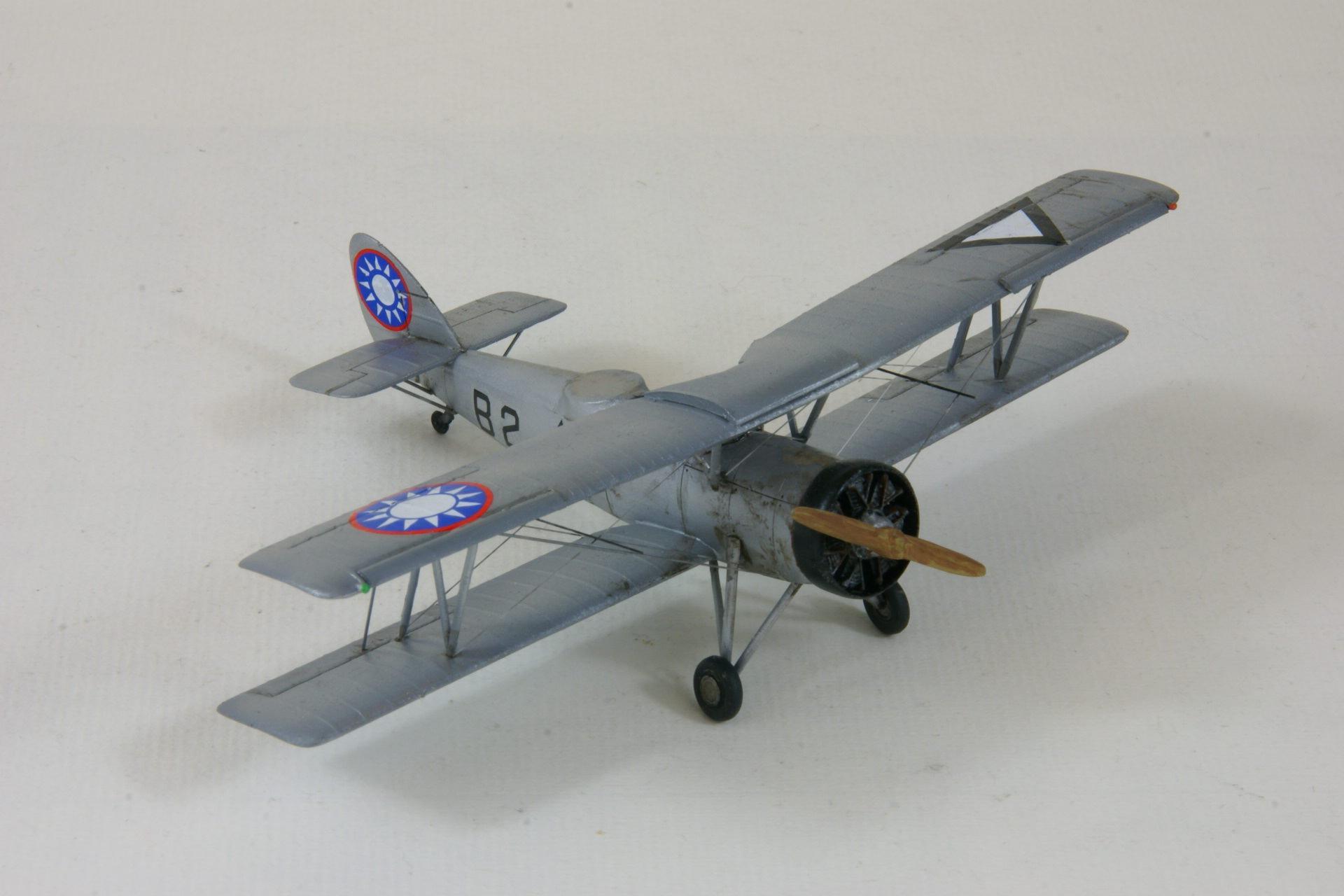 Avro 626 prefect 4