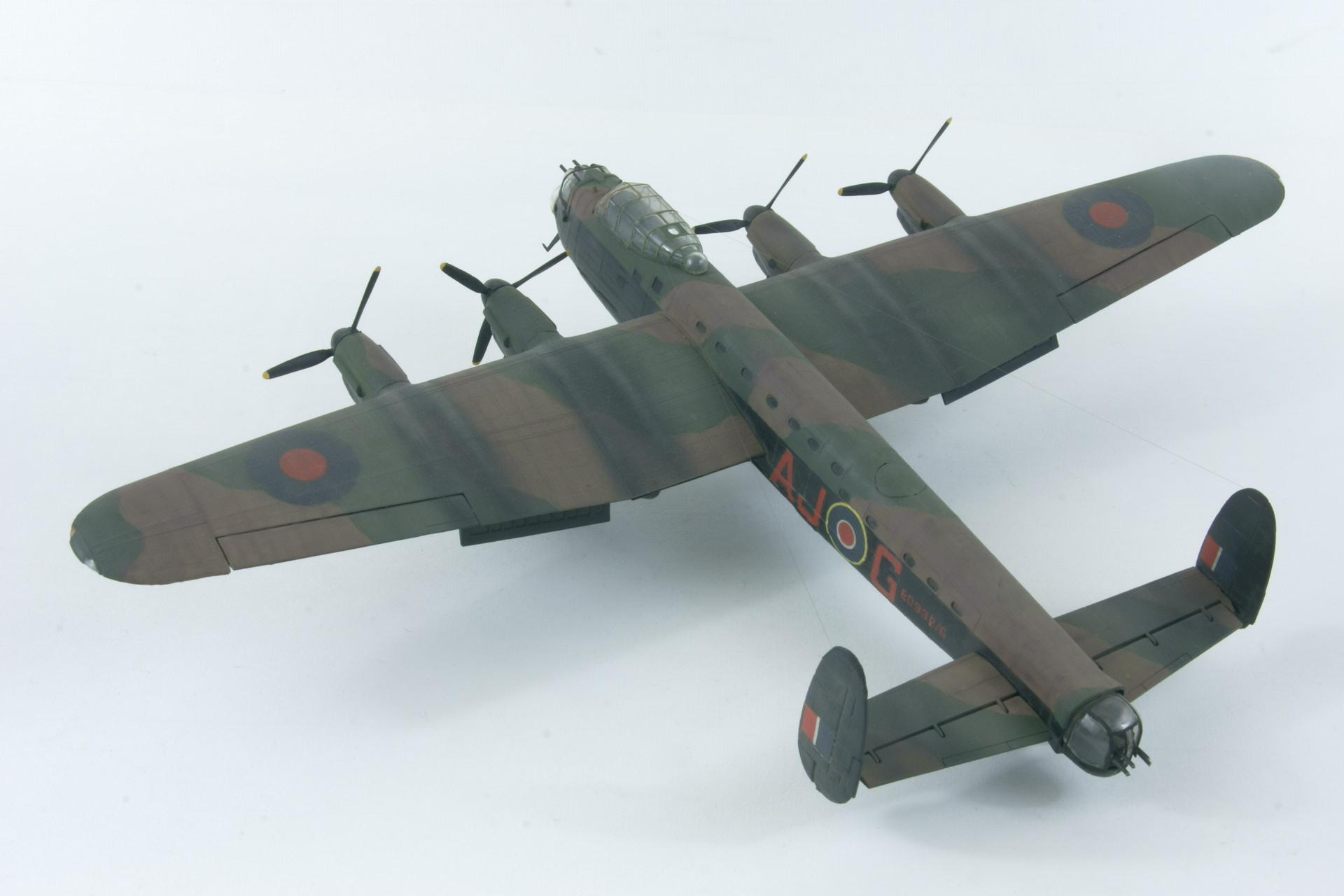 Avro lancaster biii dam buster 3 1
