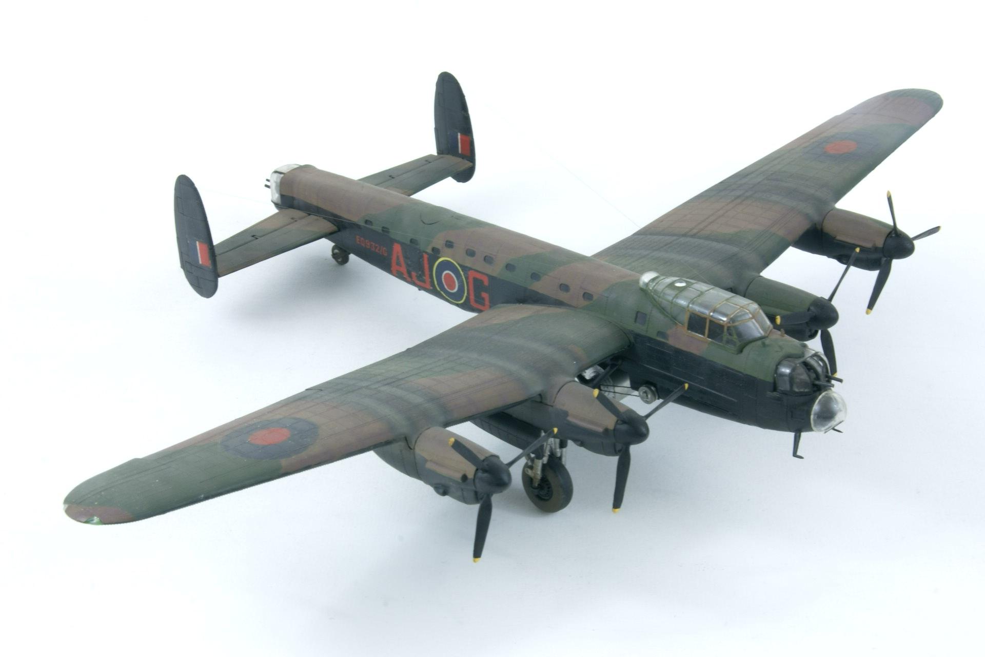 Avro lancaster biii dam buster 5 1
