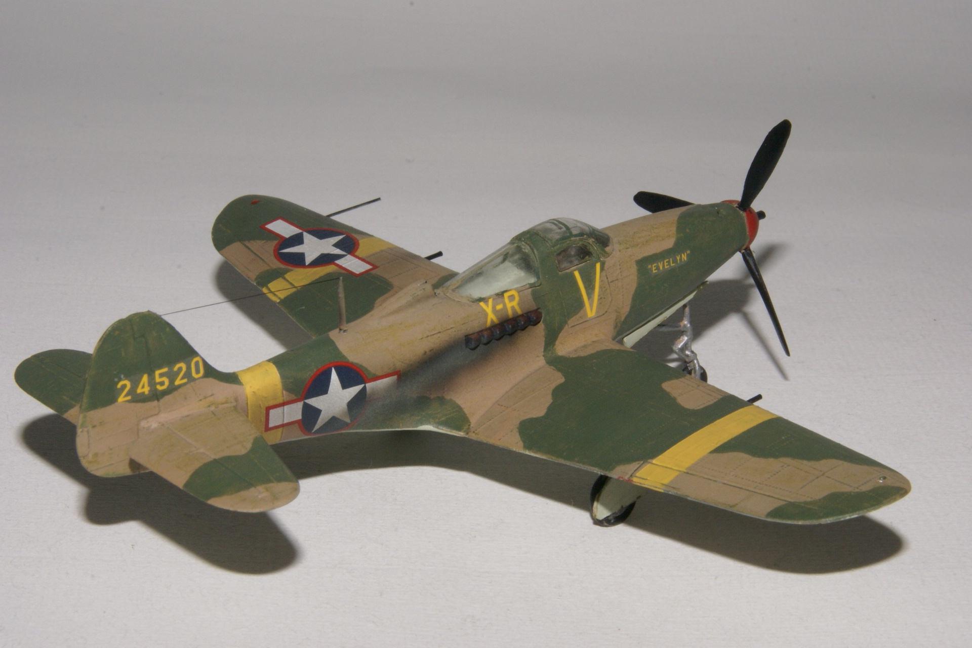 Bell p 39l airacobra 2 2