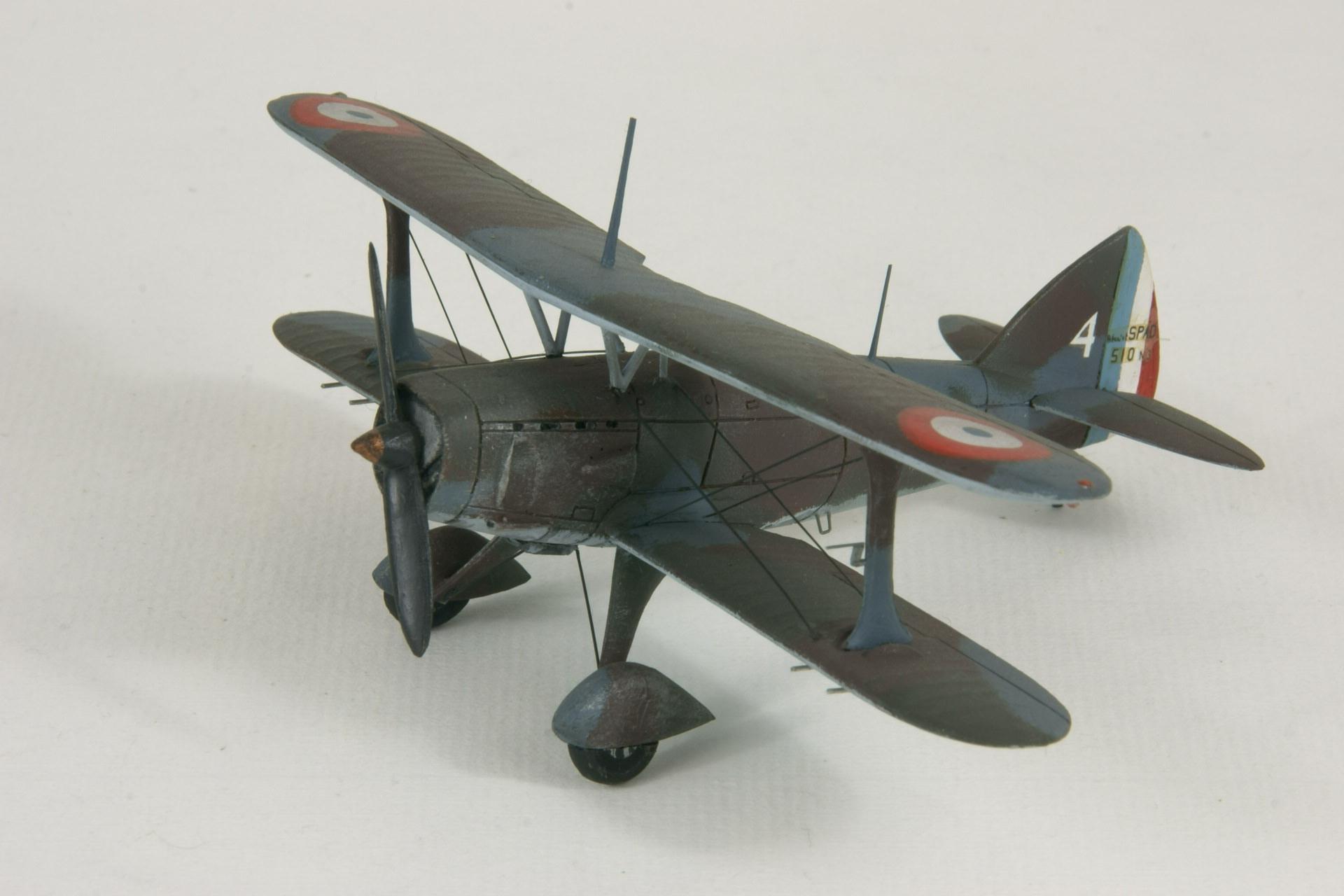 Bleriot spad 510 1 2