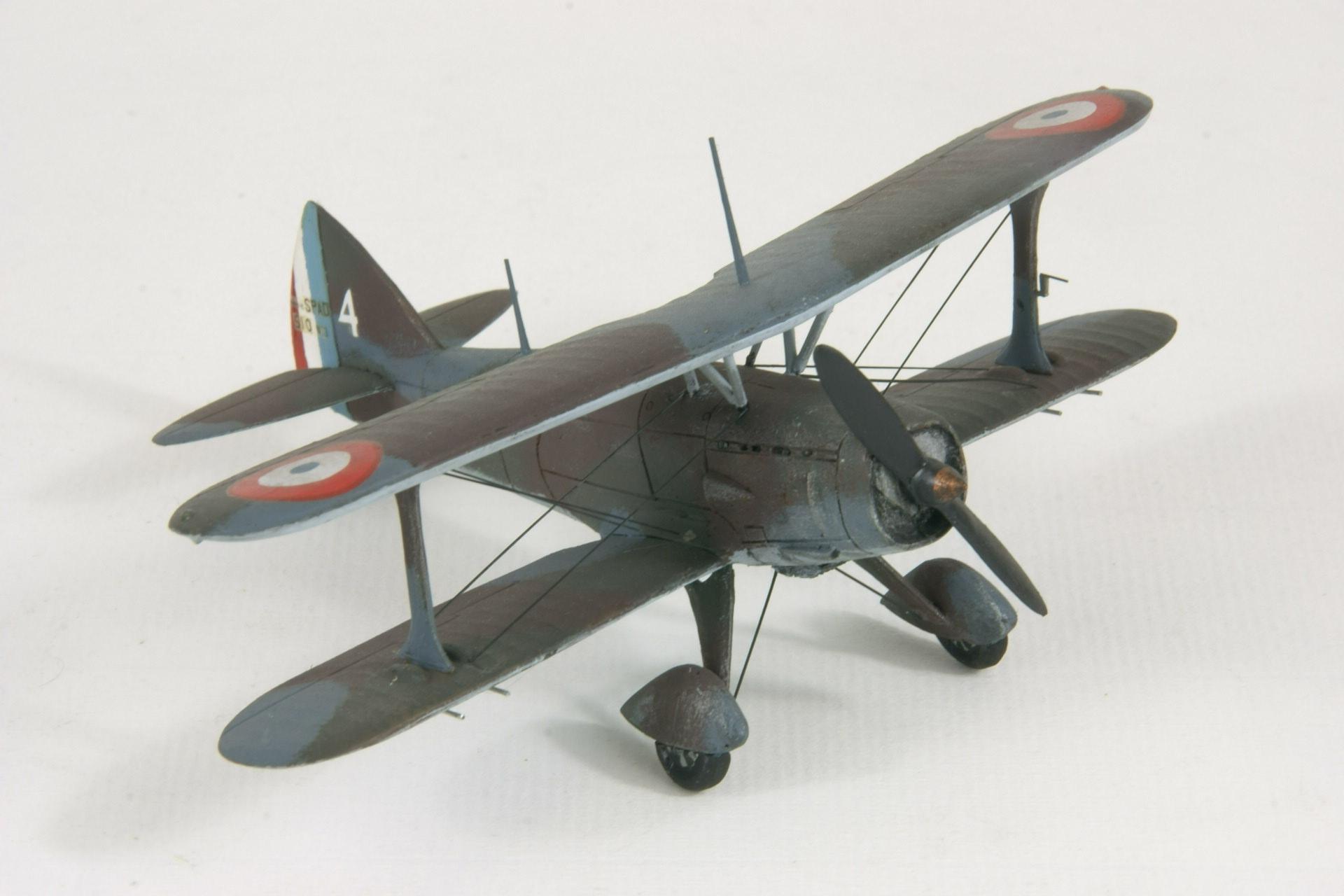 Bleriot spad 510 4 2