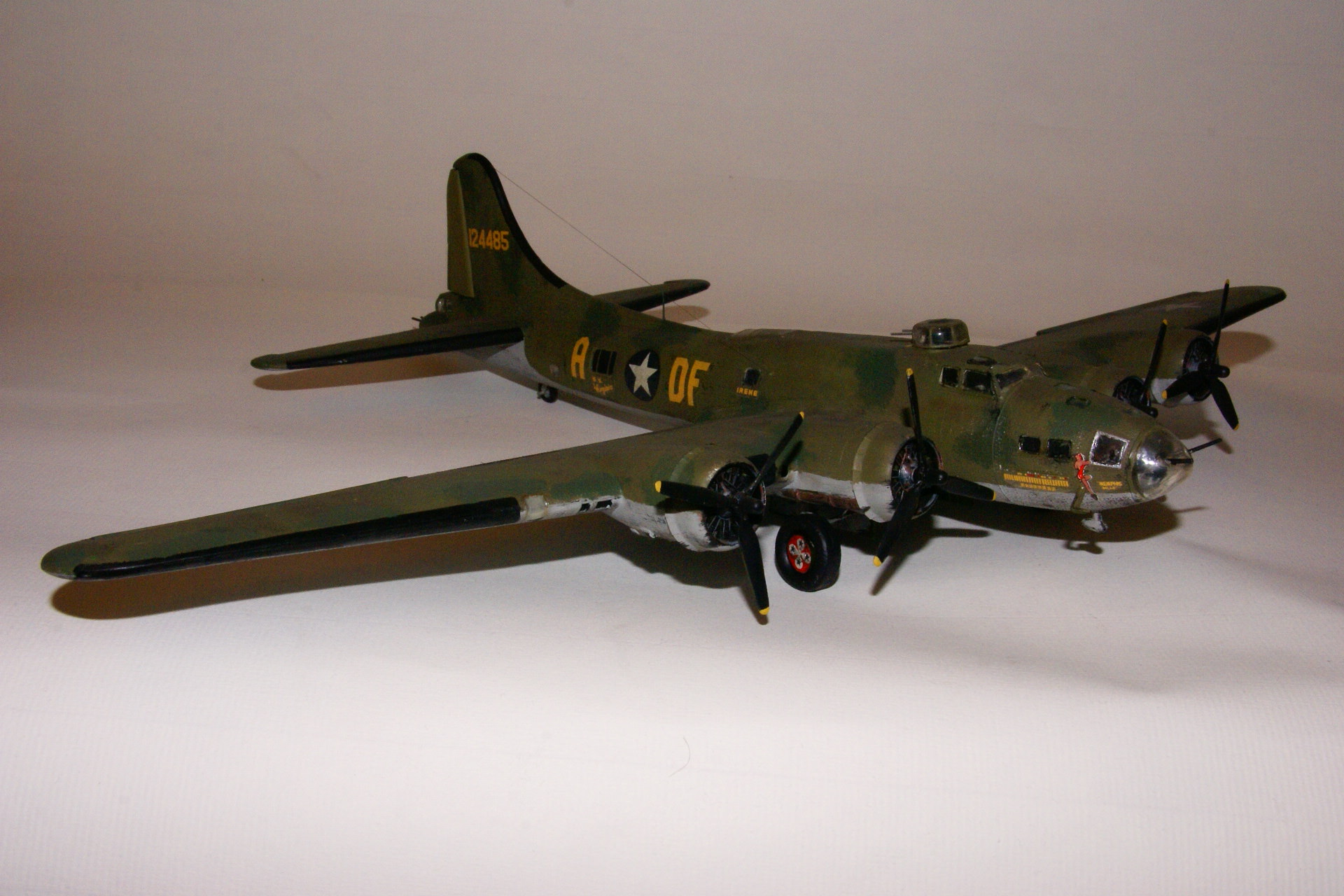 Boeing b 17f flying fortress 2 2