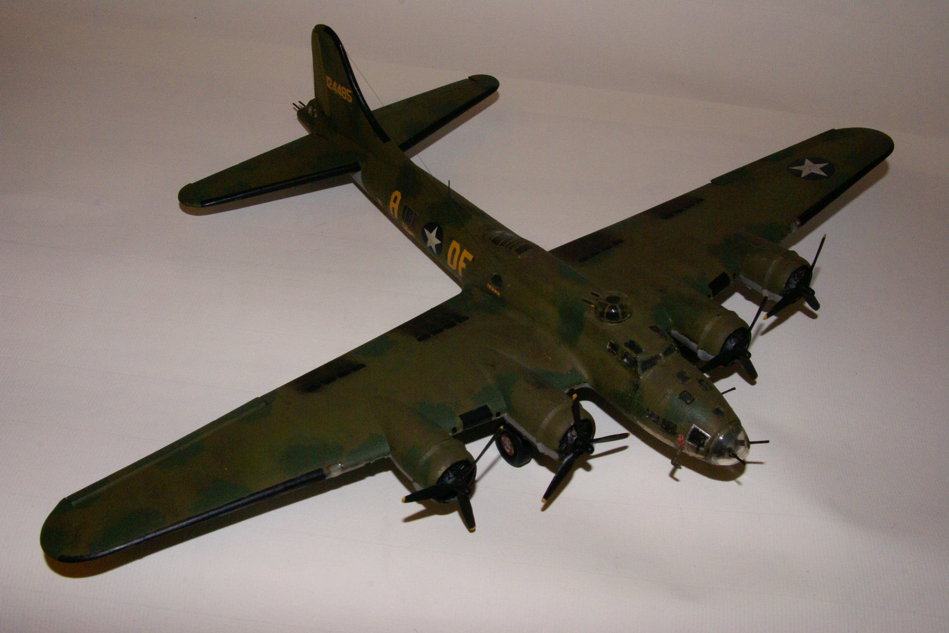 Boeing b 17f flying fortress 4 2