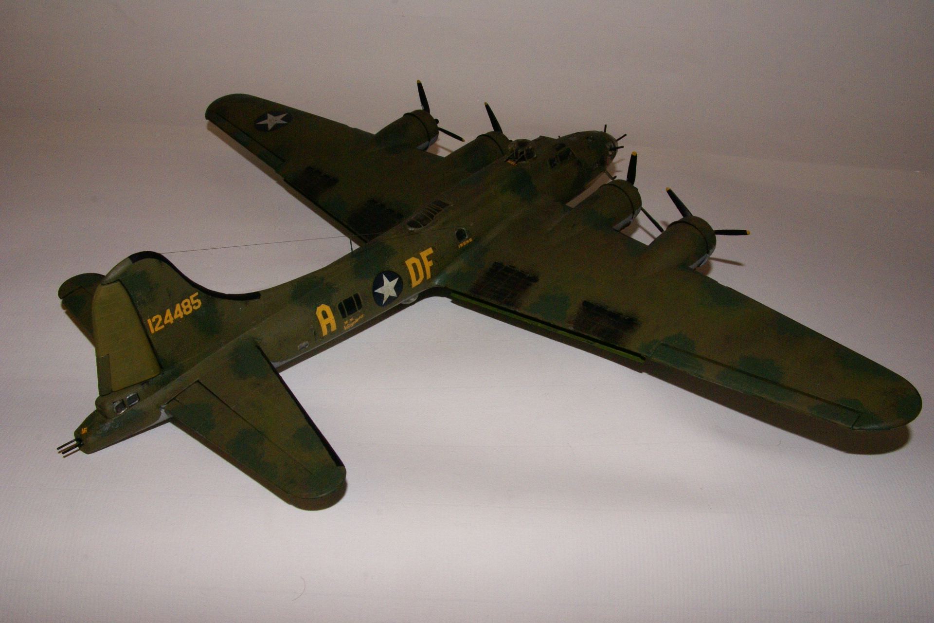 Boeing b 17f flying fortress 5 2