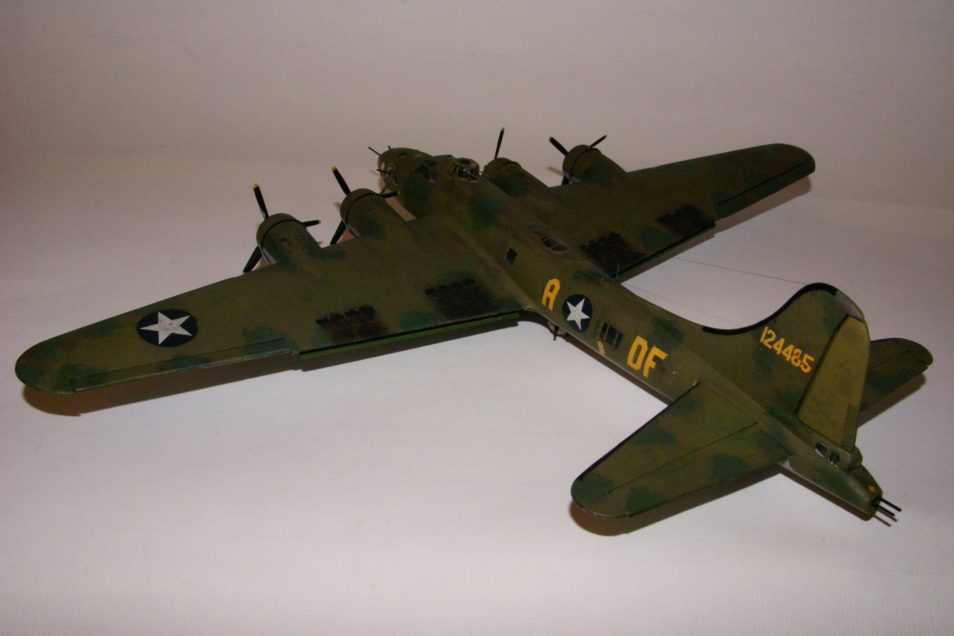 Boeing b 17f flying fortress 6 2