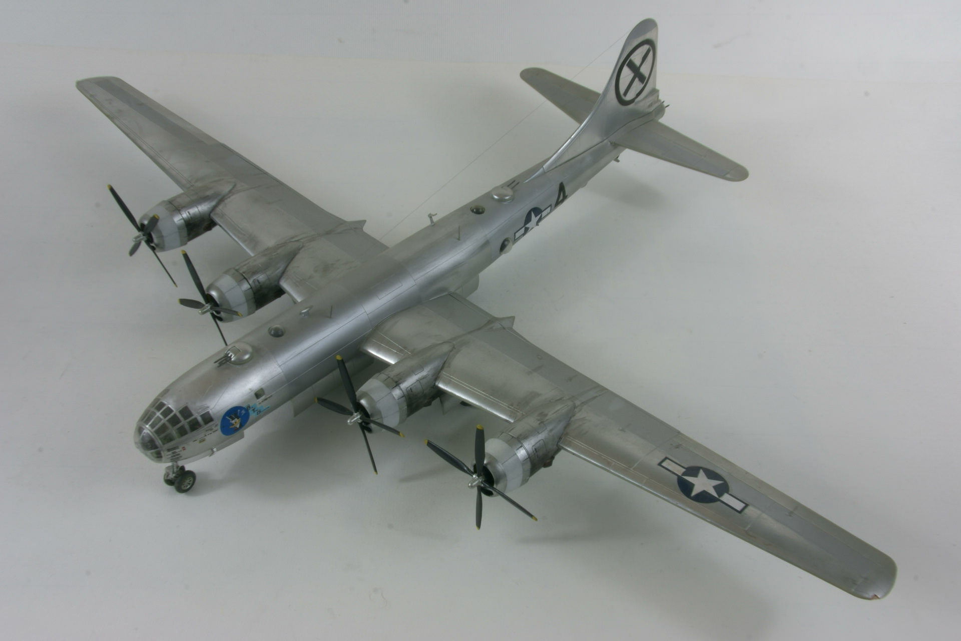 Boeing b 29 superfortress 5 2