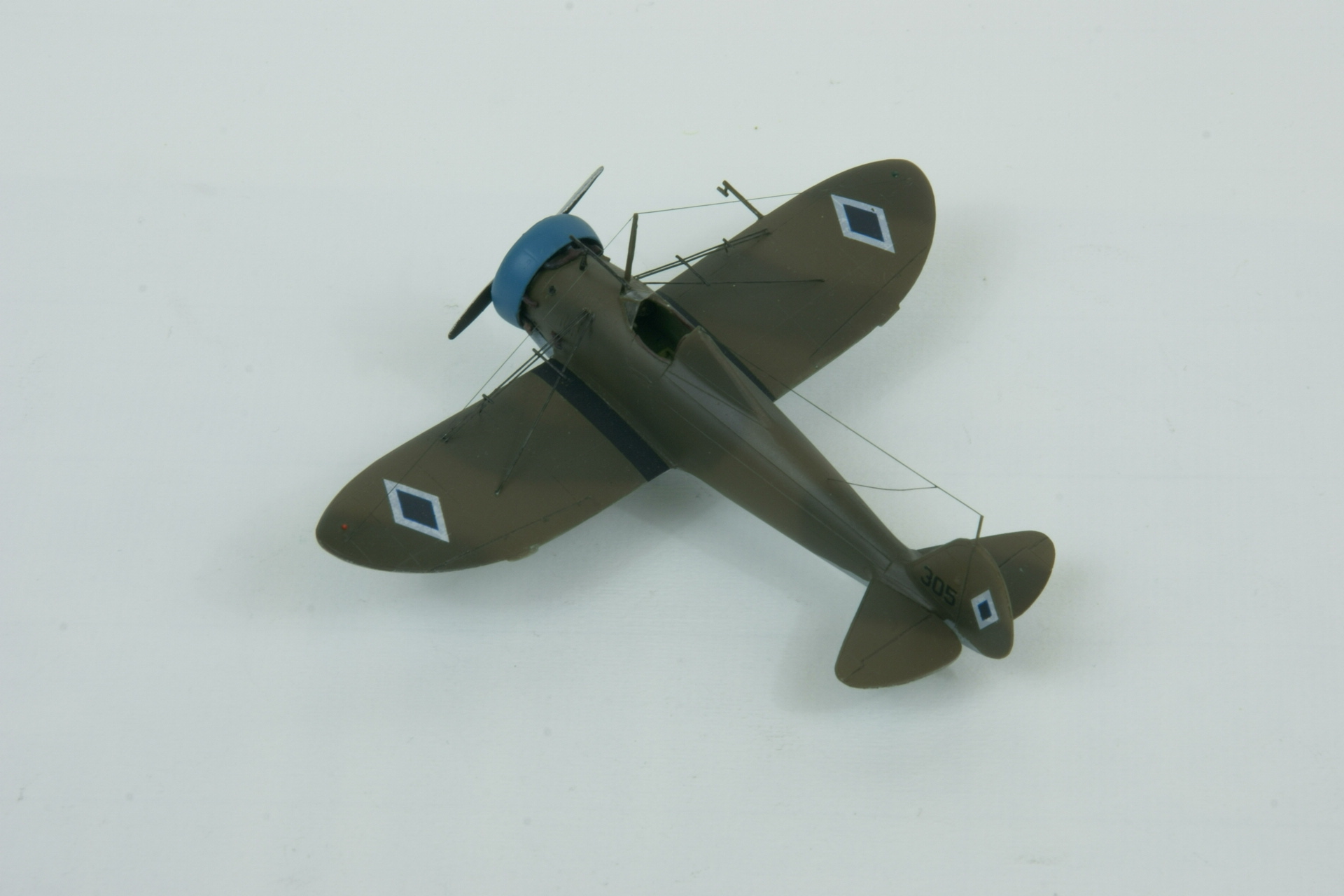 Boeing p 26a peashooter 6