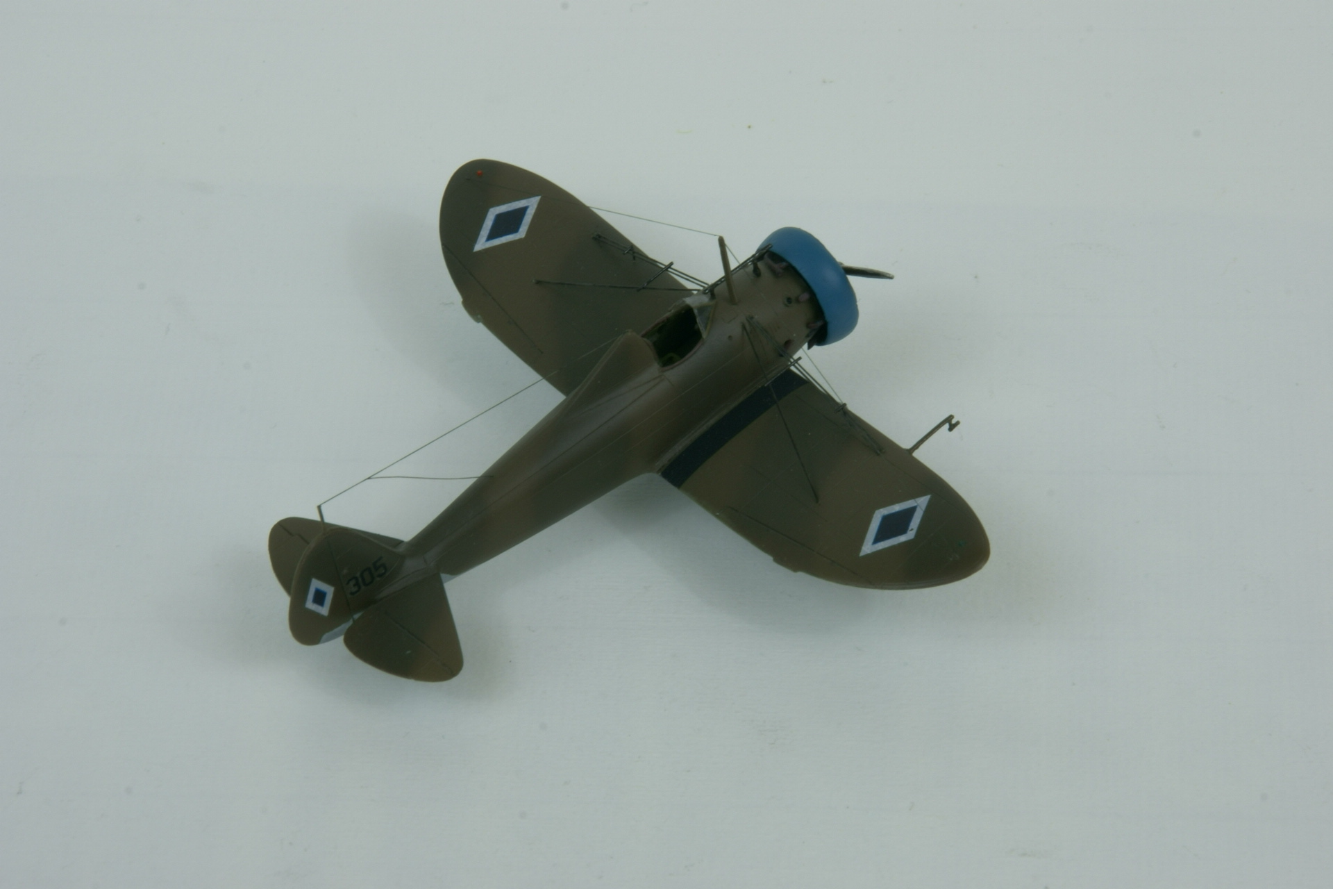 Boeing p 26a peashooter 7