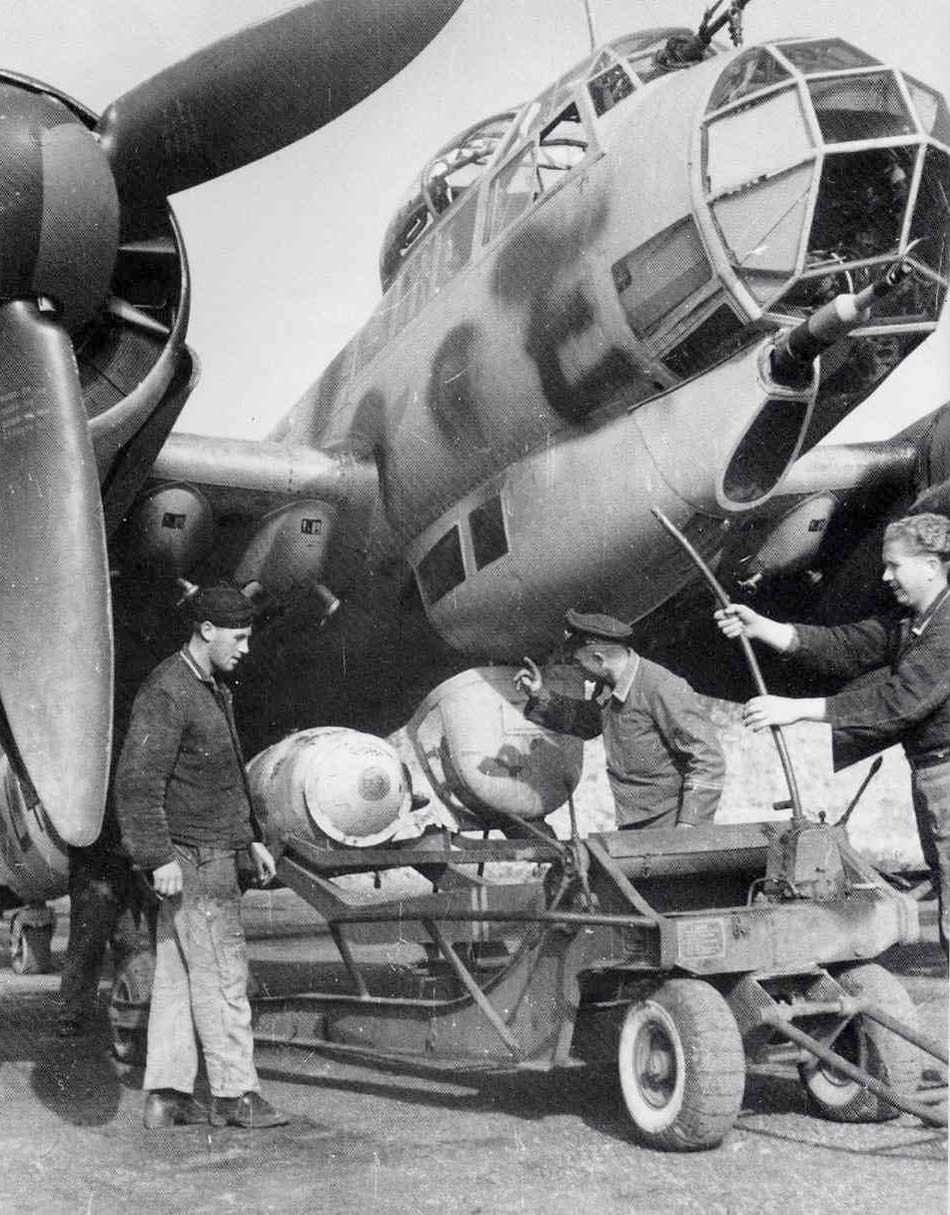 Bomb rack 2
