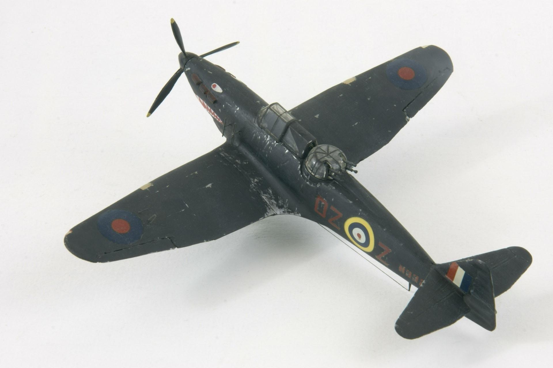 Boulton paul defiant i 2 1