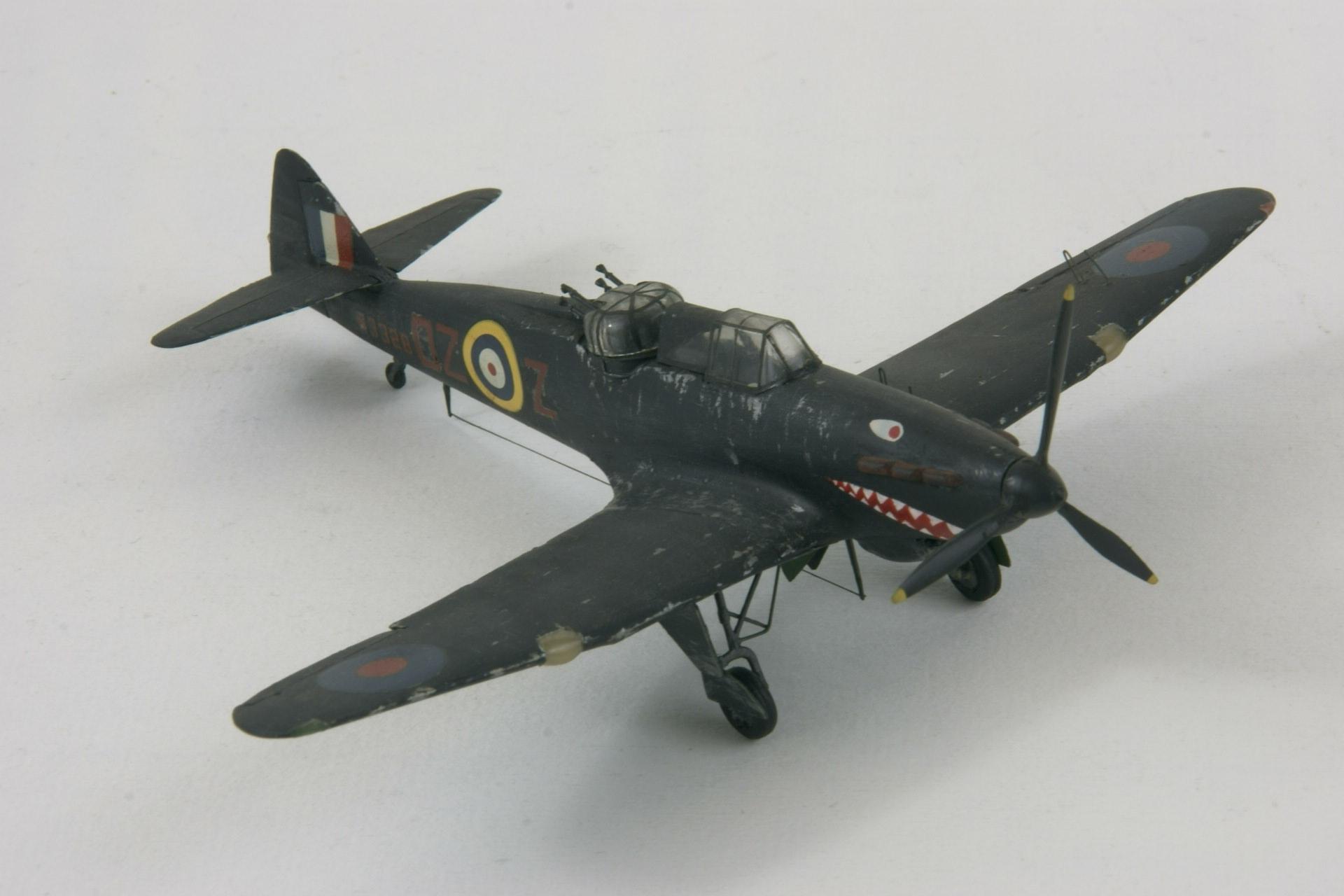 Boulton paul defiant i 4 1