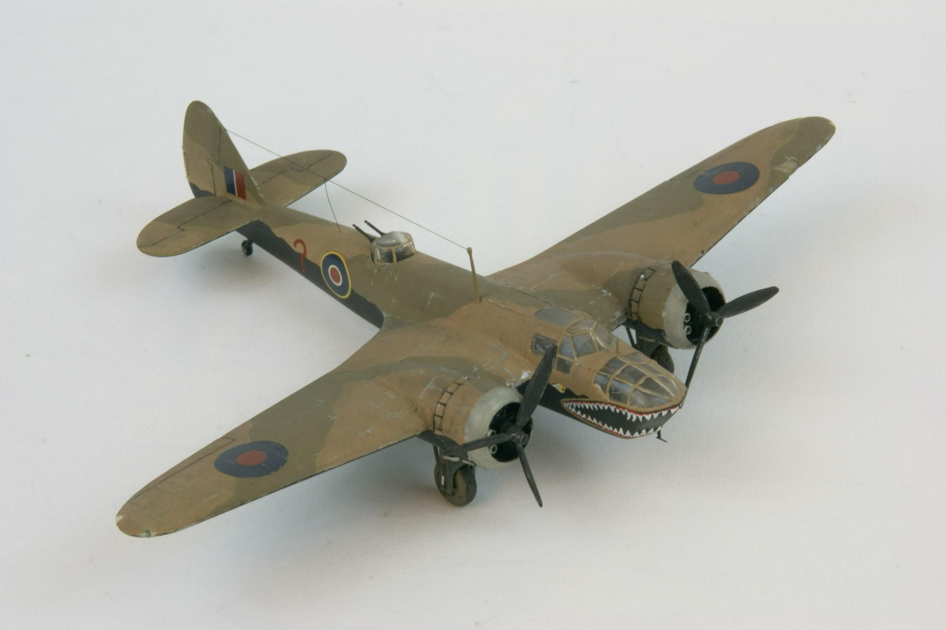 Bristol 149 blenheim iv 1