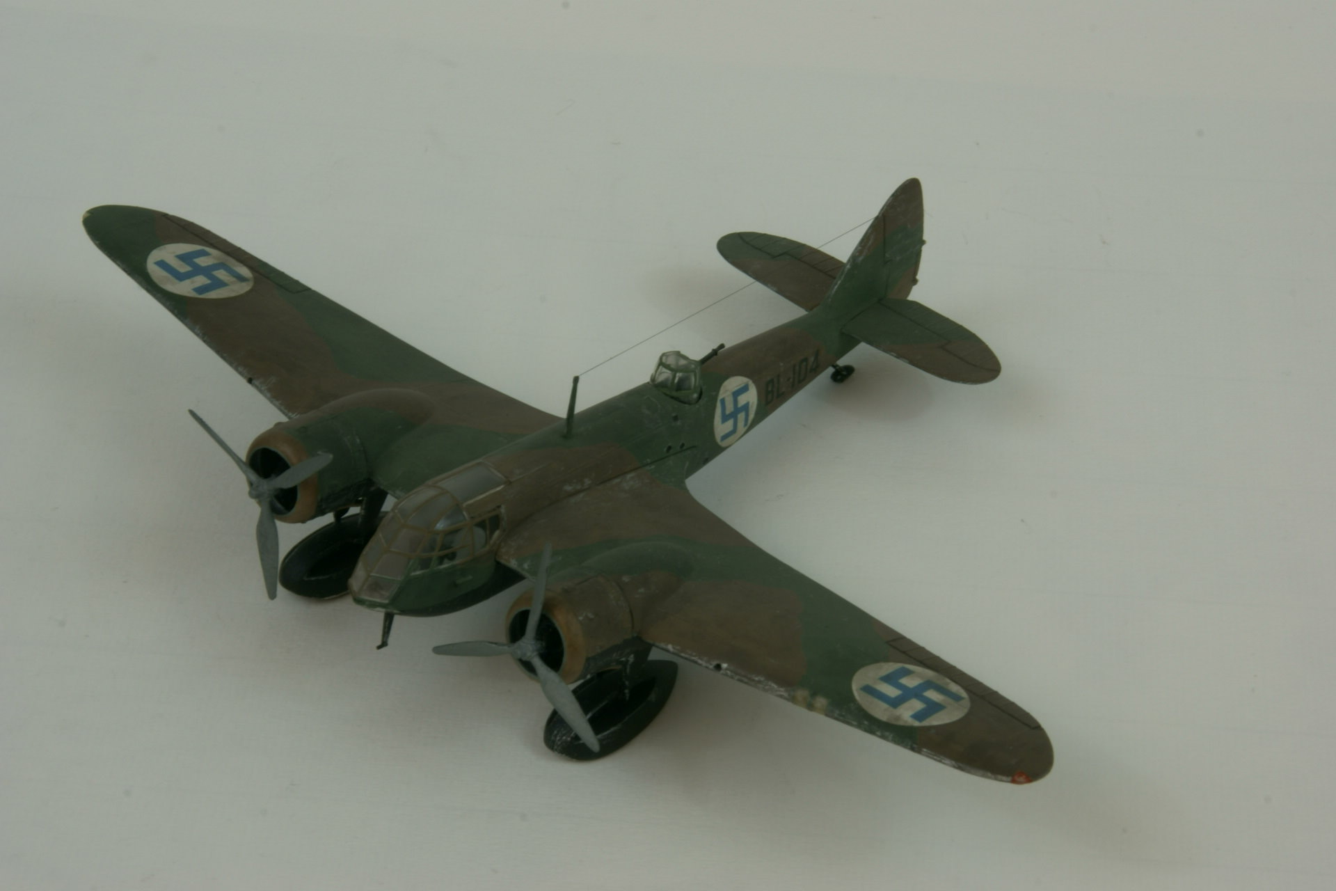 Bristol blenheim i series i 1