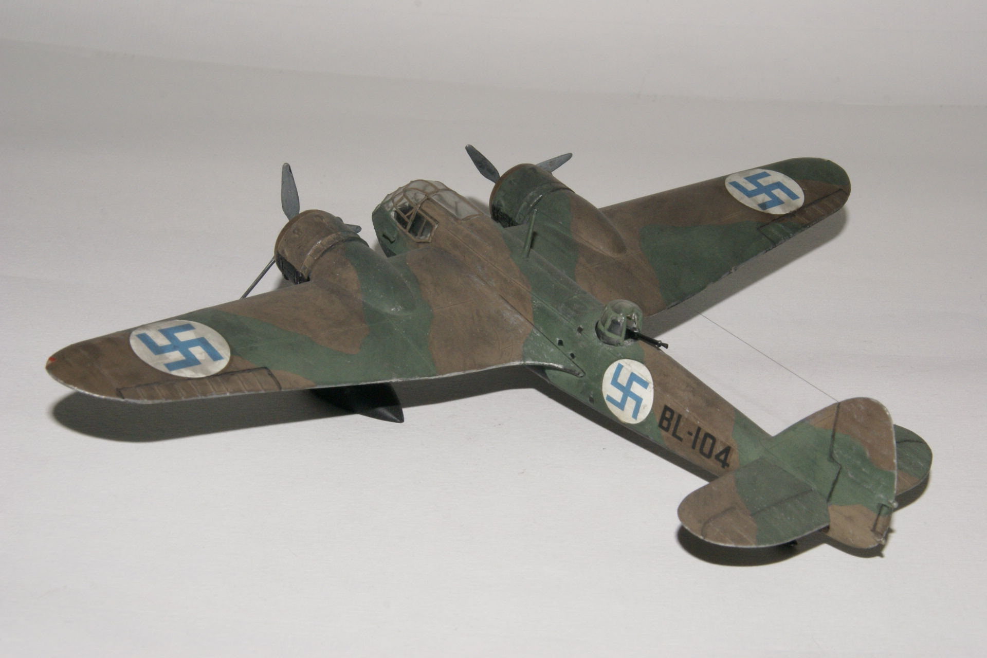 Bristol blenheim i series i 2