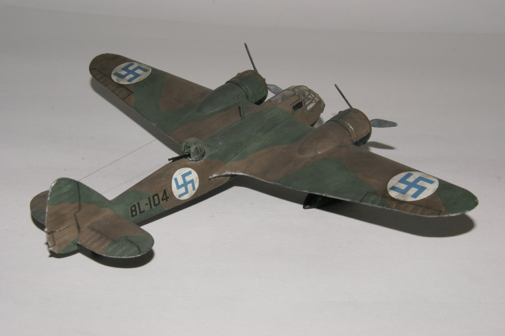 Bristol blenheim i series i 3