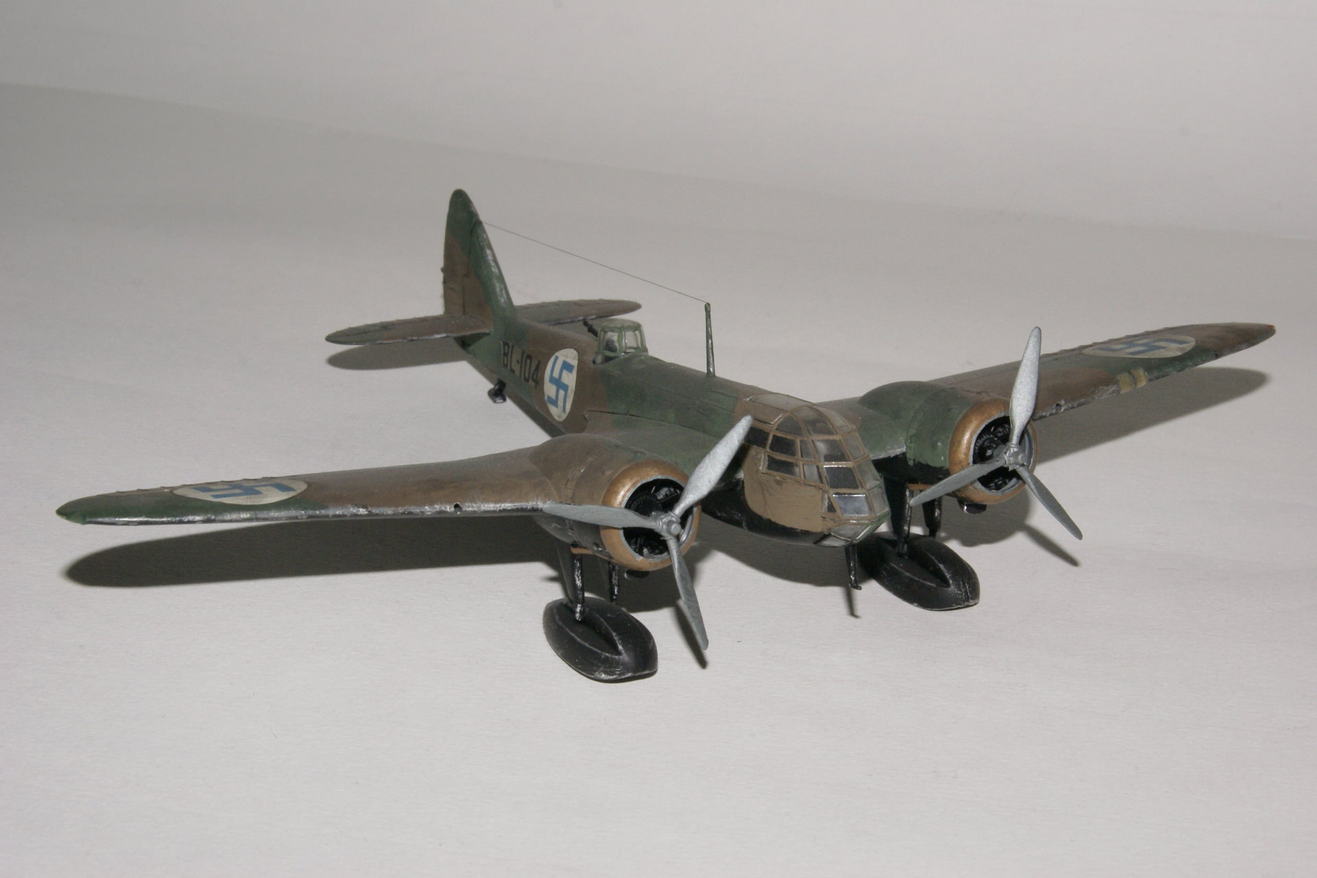 Bristol blenheim i series i 4