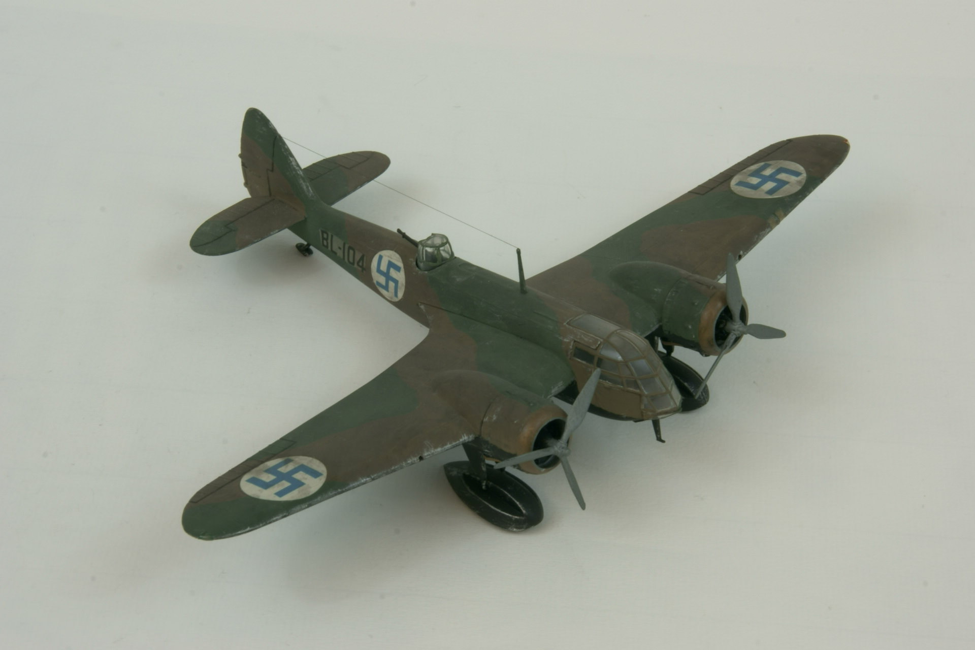 Bristol blenheim i series i 6