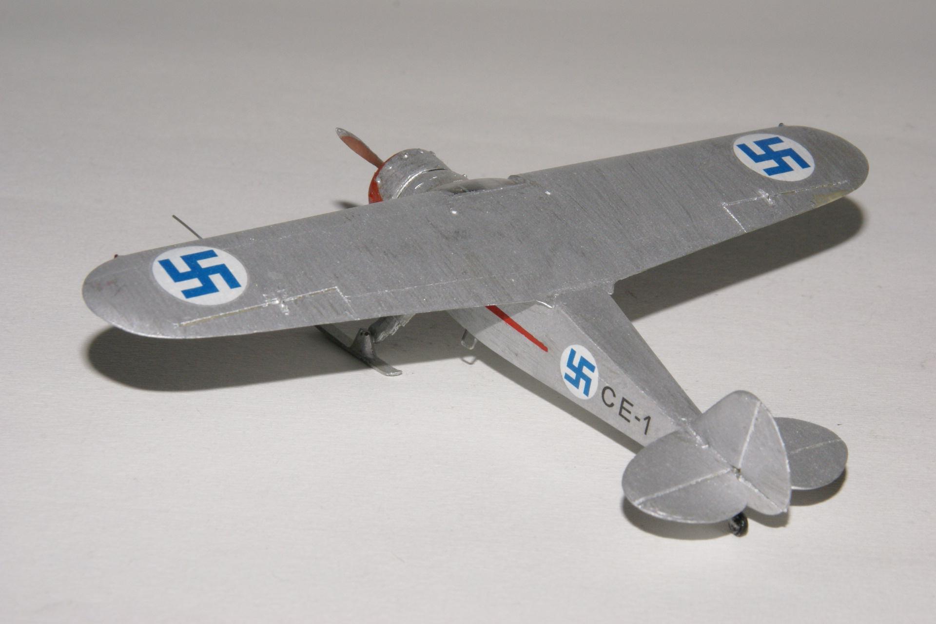 Cessna c 37 airmaster 10