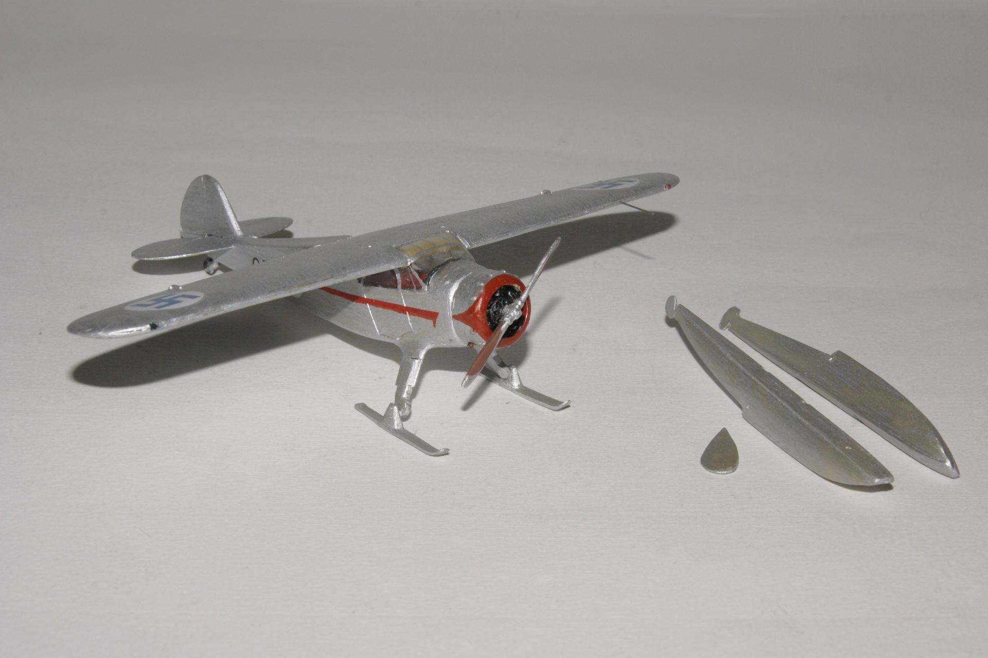 Cessna c 37 airmaster 5
