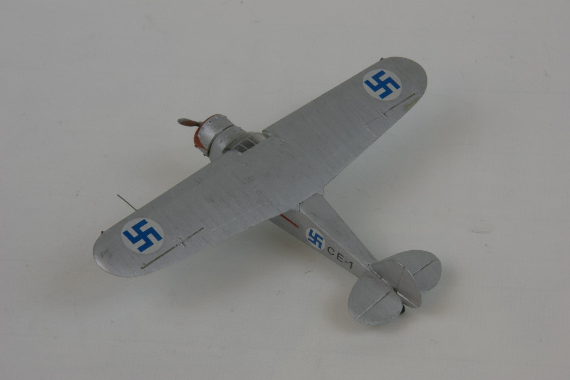 Cessna c 37 airmaster 8