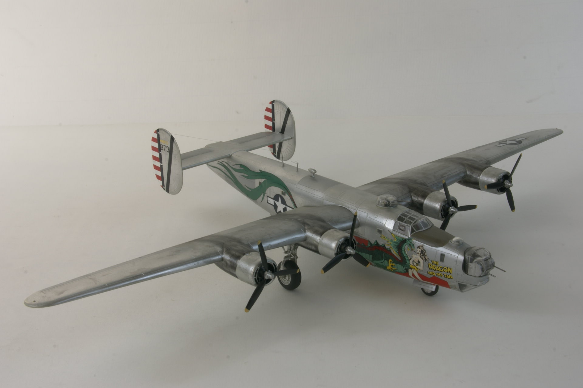 Consolidated b 24j liberator 3 3