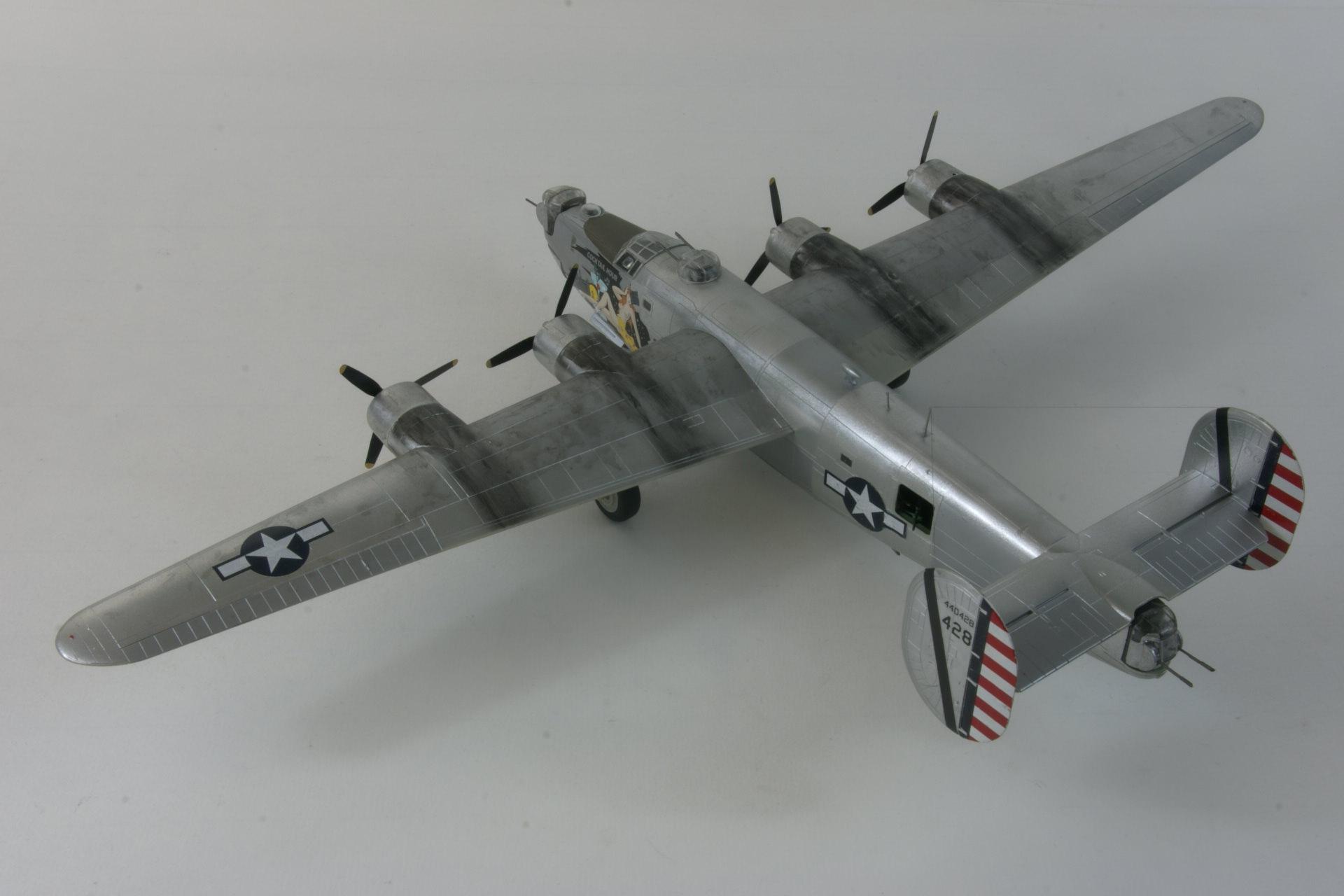 Consolidated b 24j liberator 5 2