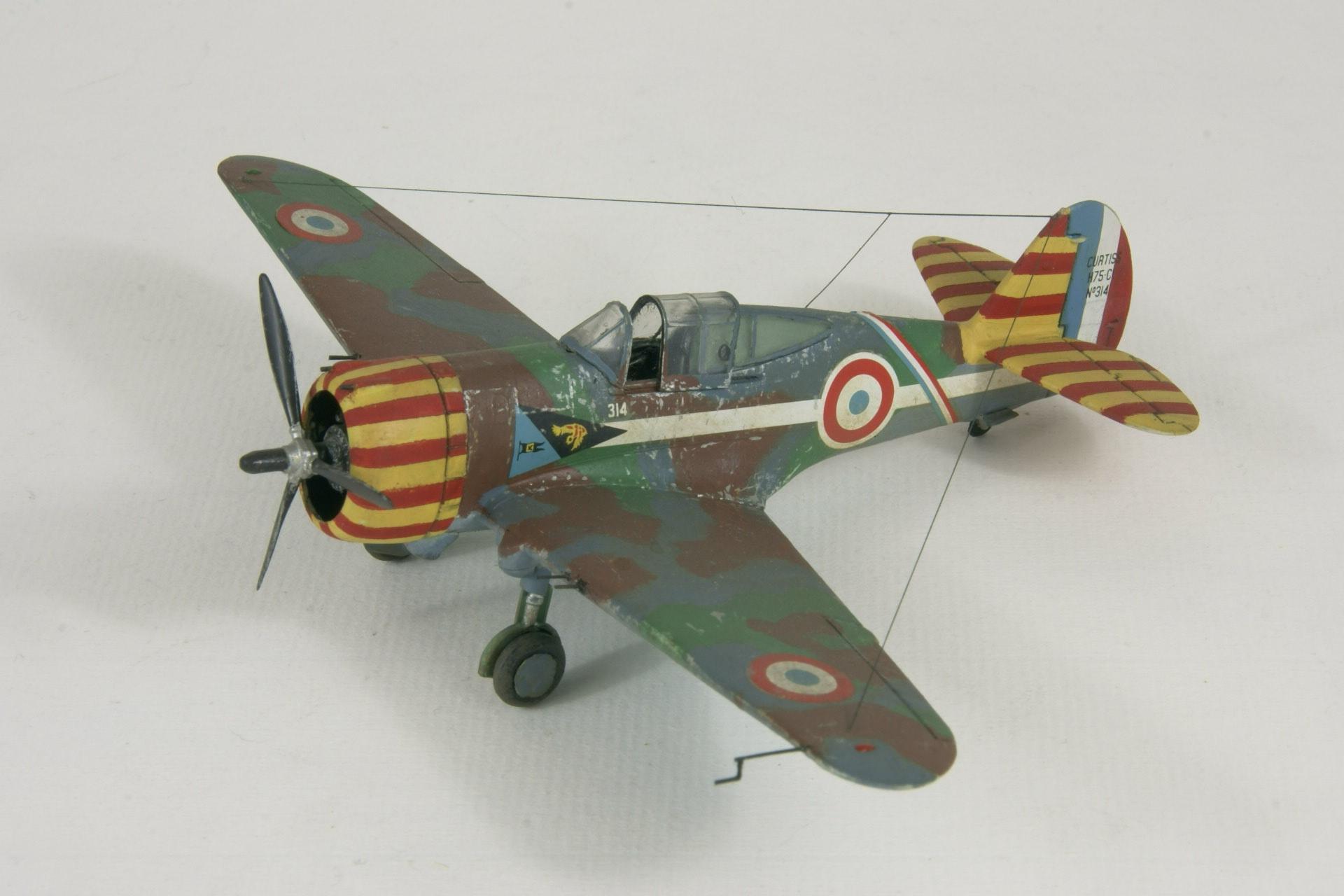 Curtiss h75 1 2
