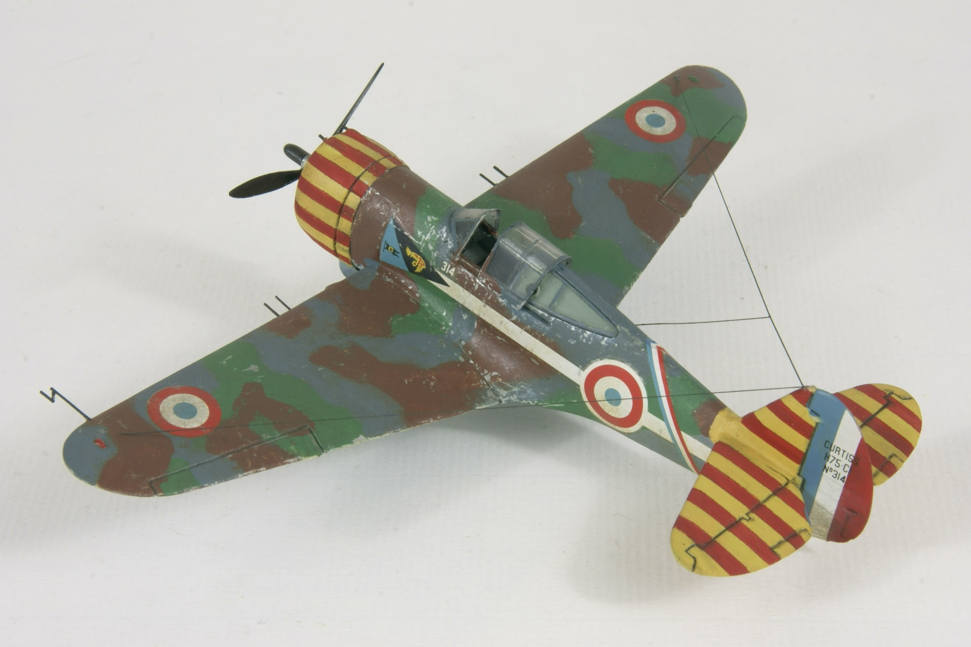 Curtiss h75 2 2
