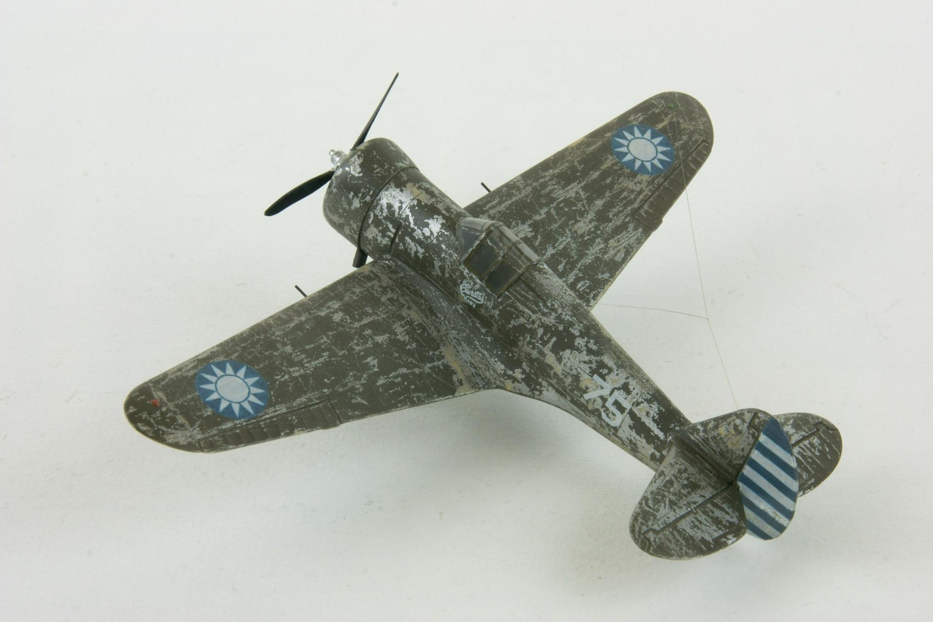 Curtiss hawk 75h 2