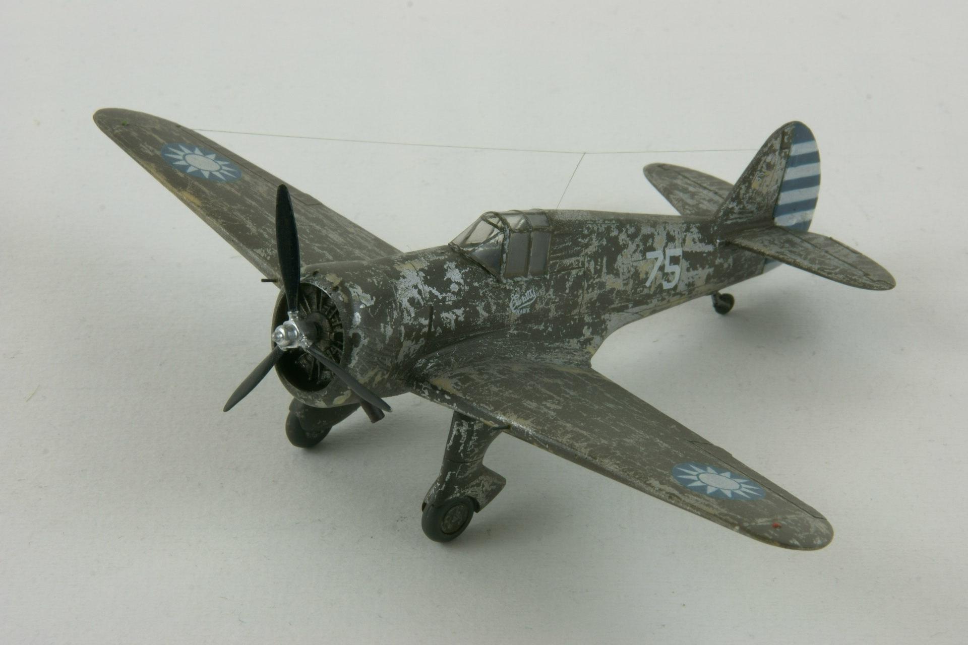 Curtiss hawk 75h