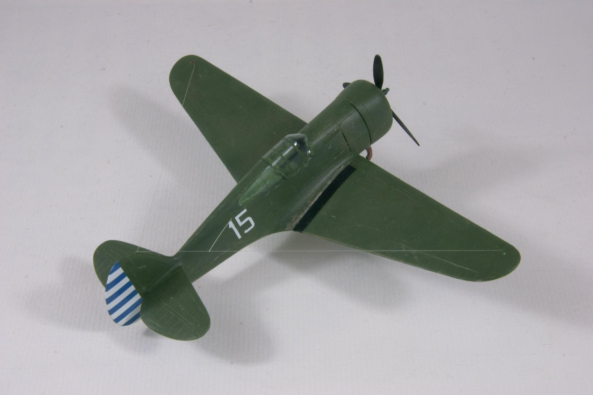 Curtiss hawk 75m 2