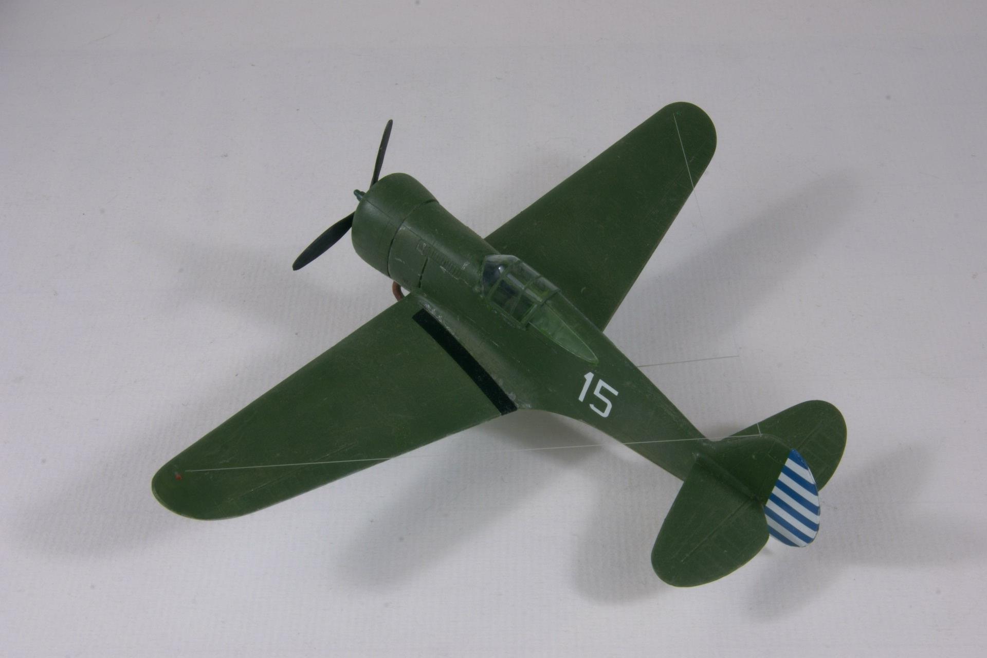 Curtiss hawk 75m 3