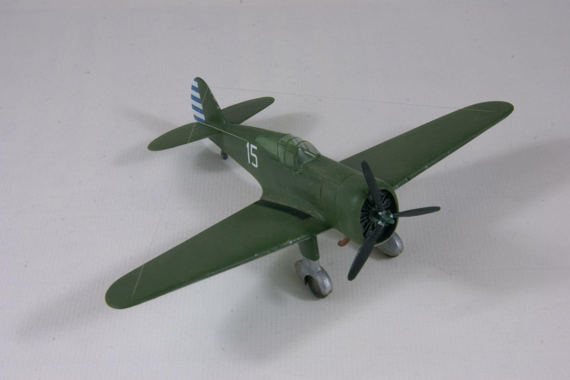 Curtiss hawk 75m 4