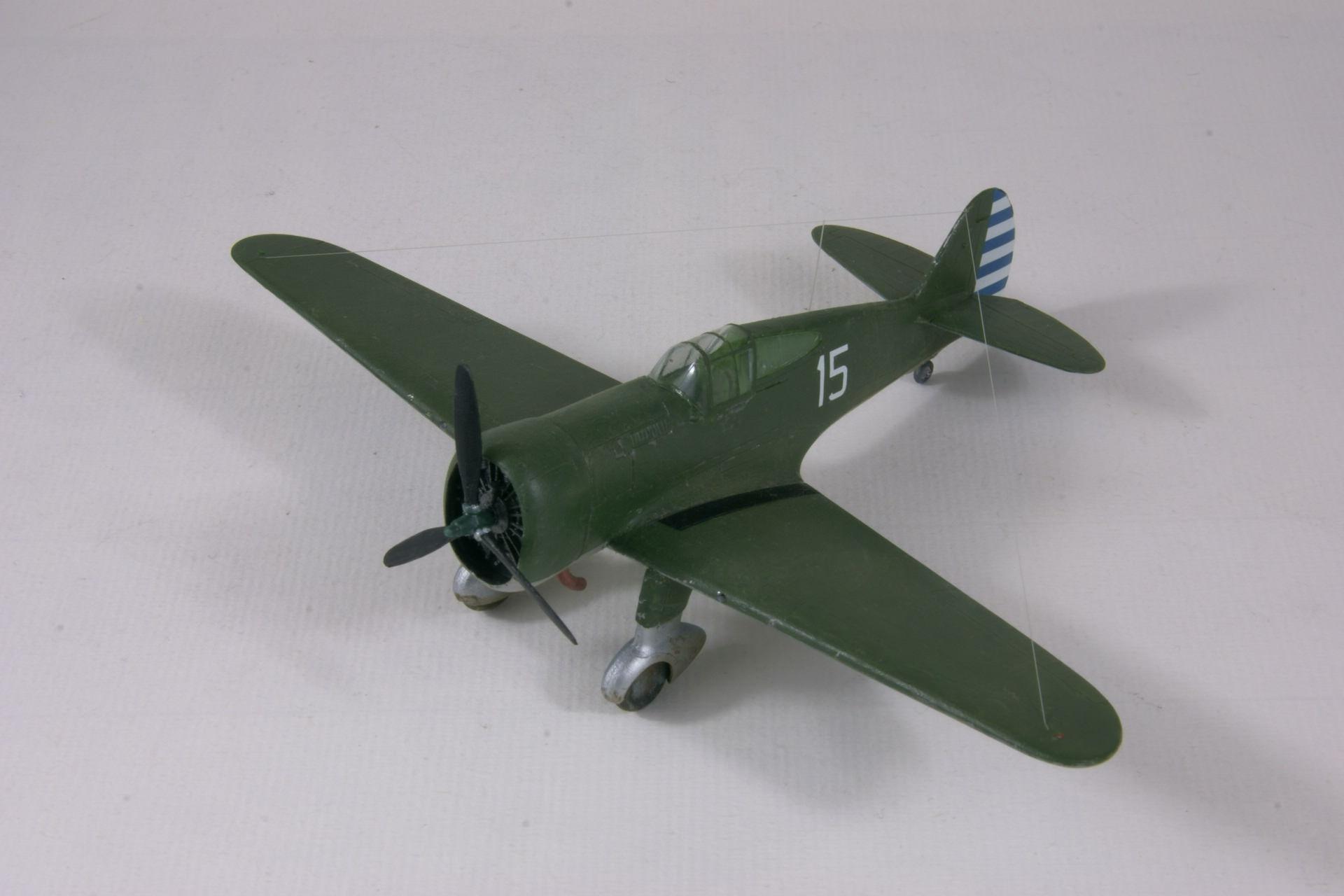 Curtiss hawk 75m