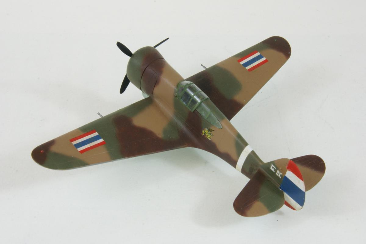 Curtiss hawk 75n 2