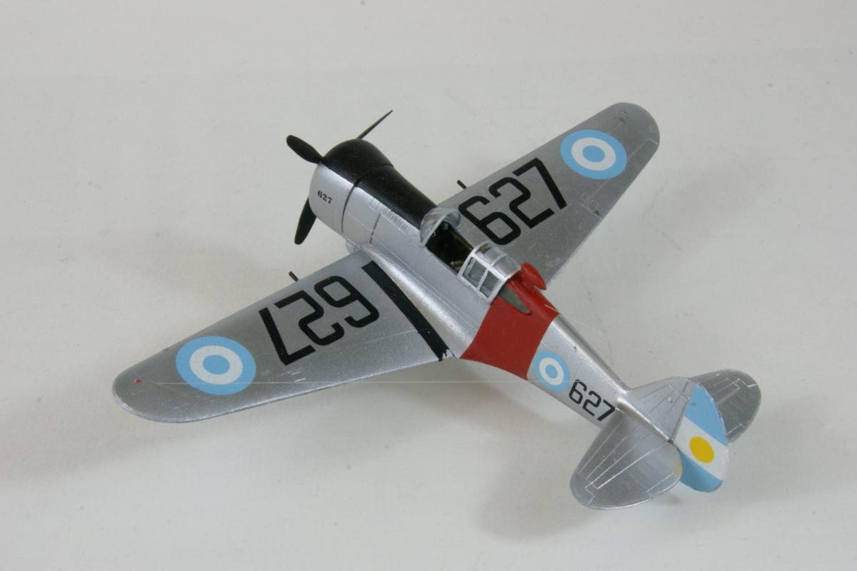 Curtiss hawk 75o 2