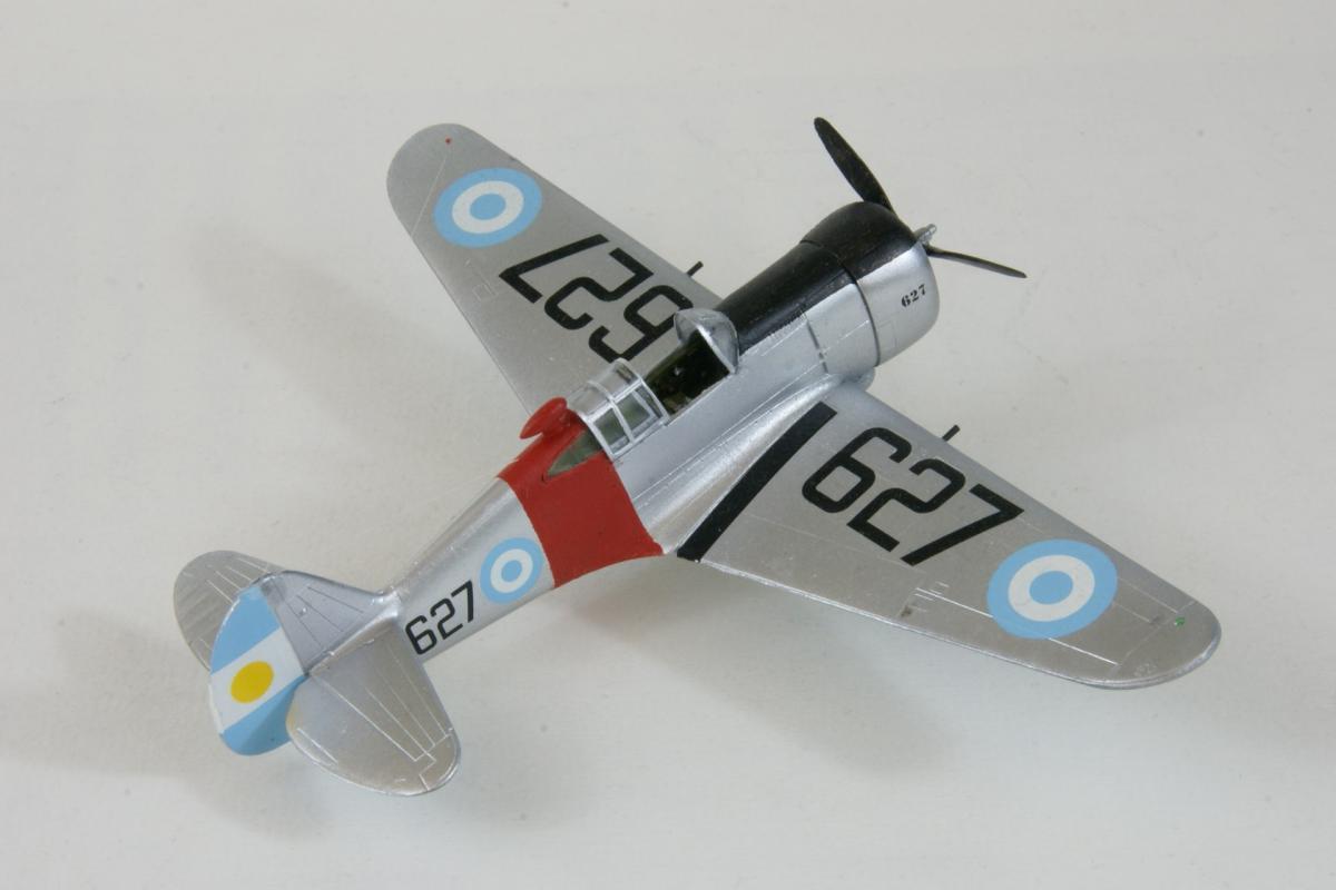 Curtiss hawk 75o 3