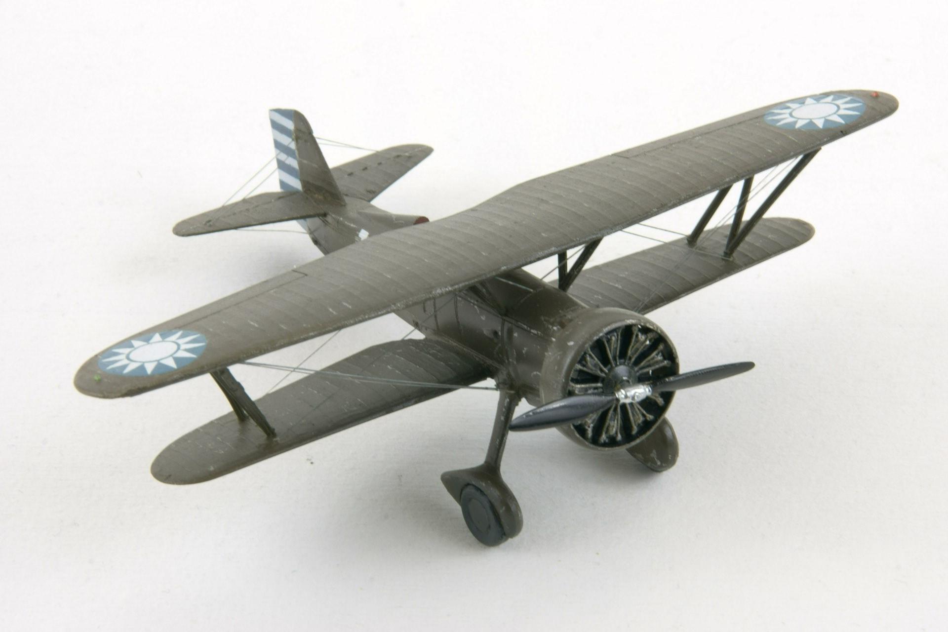 Curtiss hawk ii 2