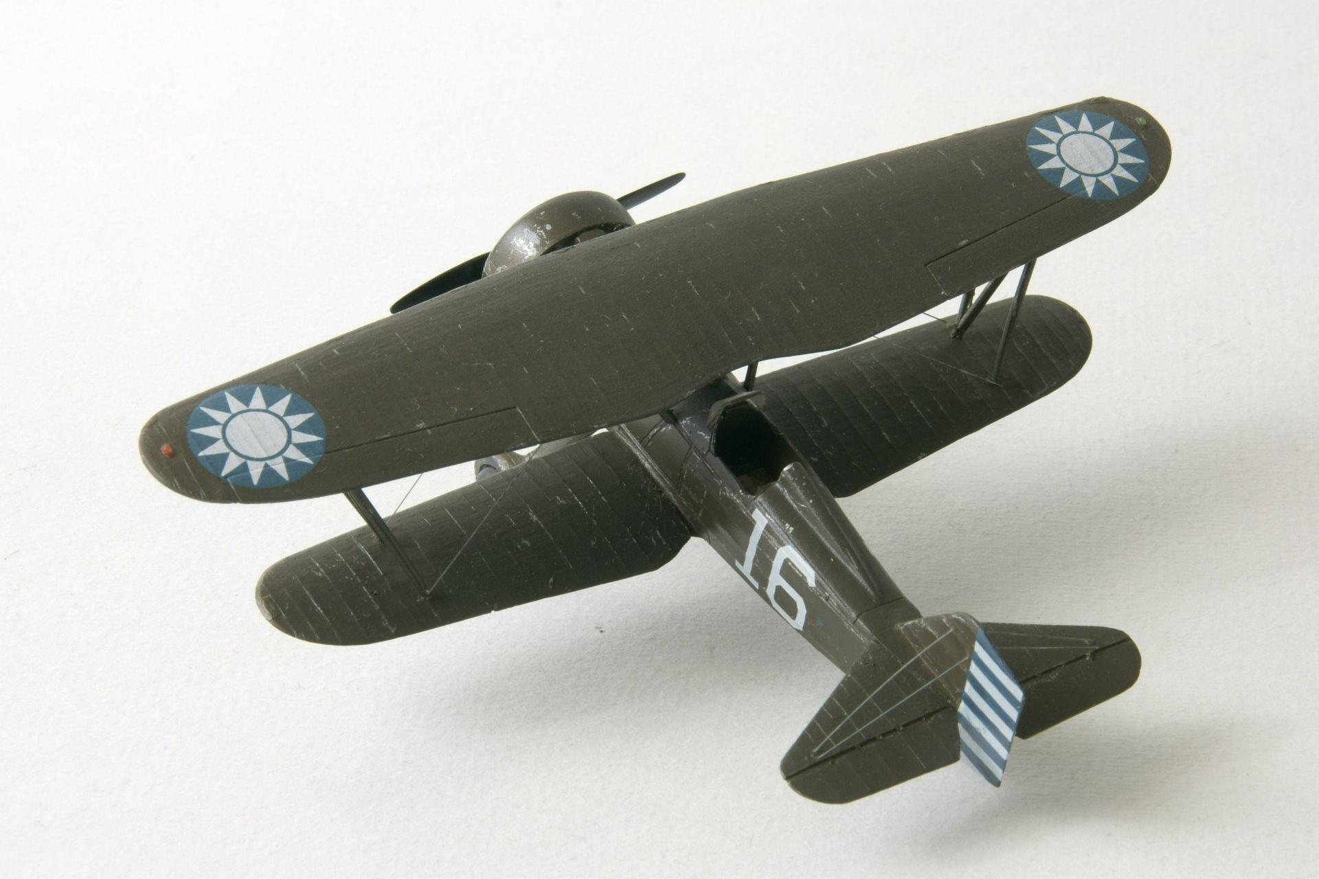 Curtiss hawk ii 3