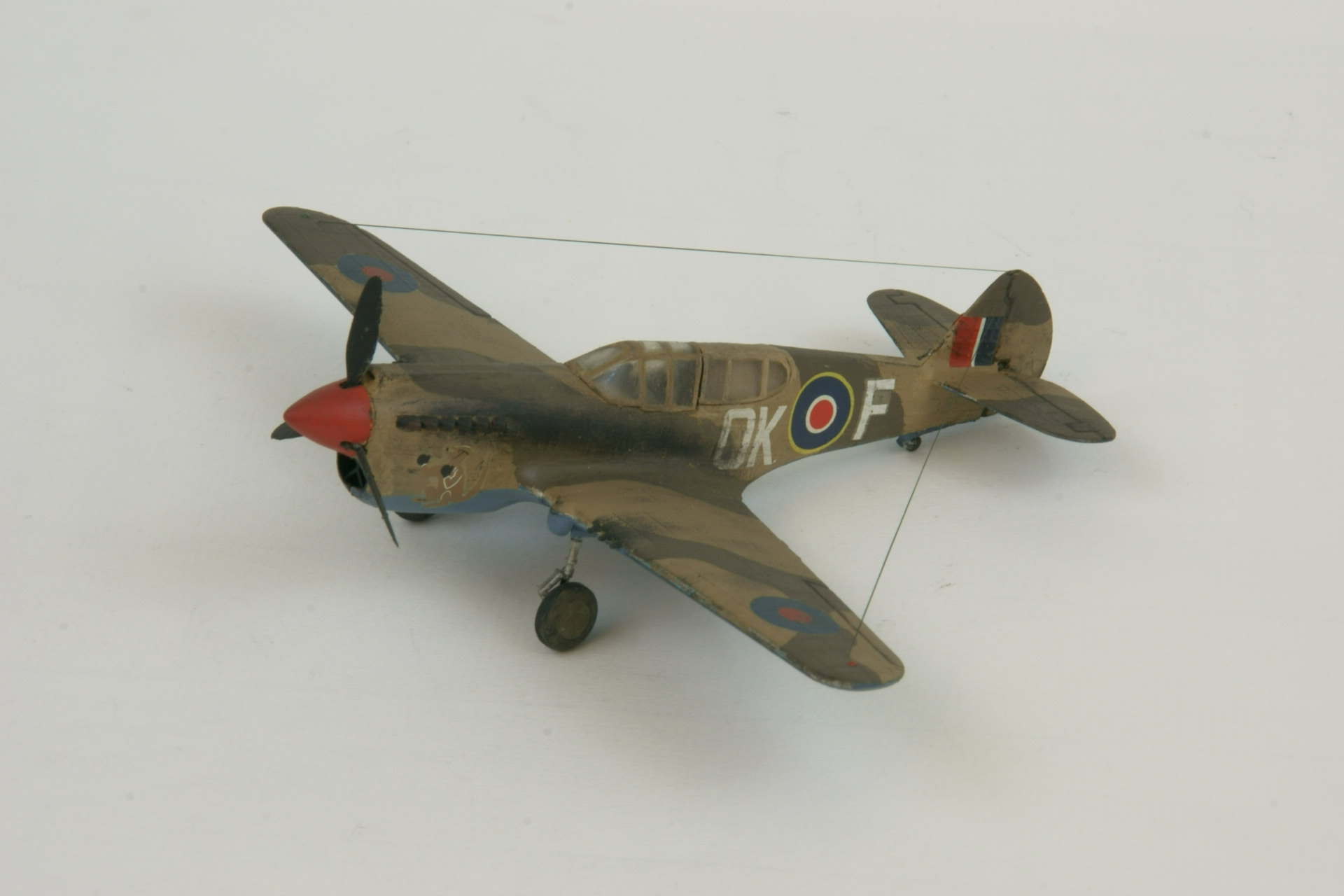 Curtiss kittyhawk ii 2