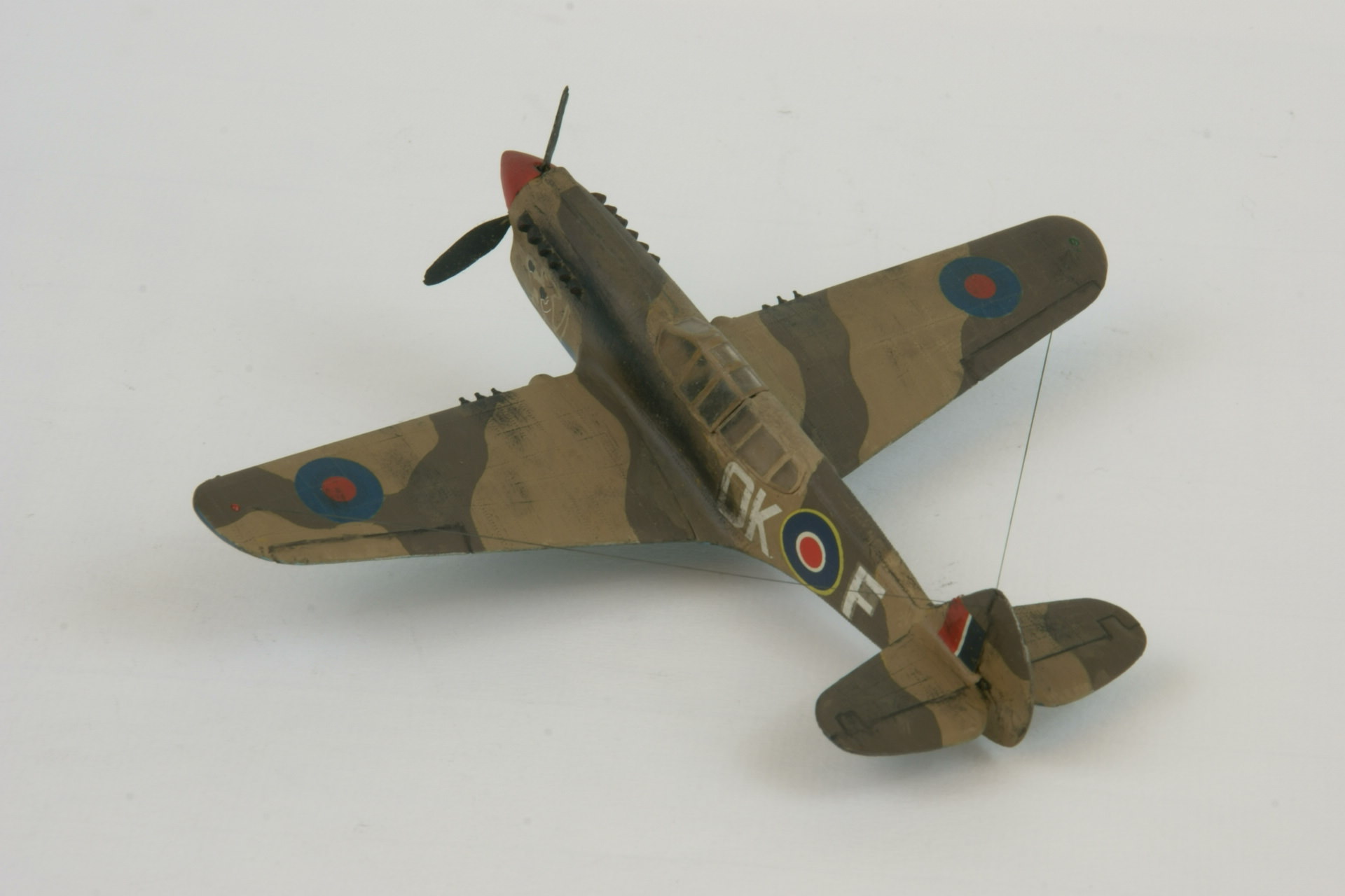 Curtiss kittyhawk ii 3