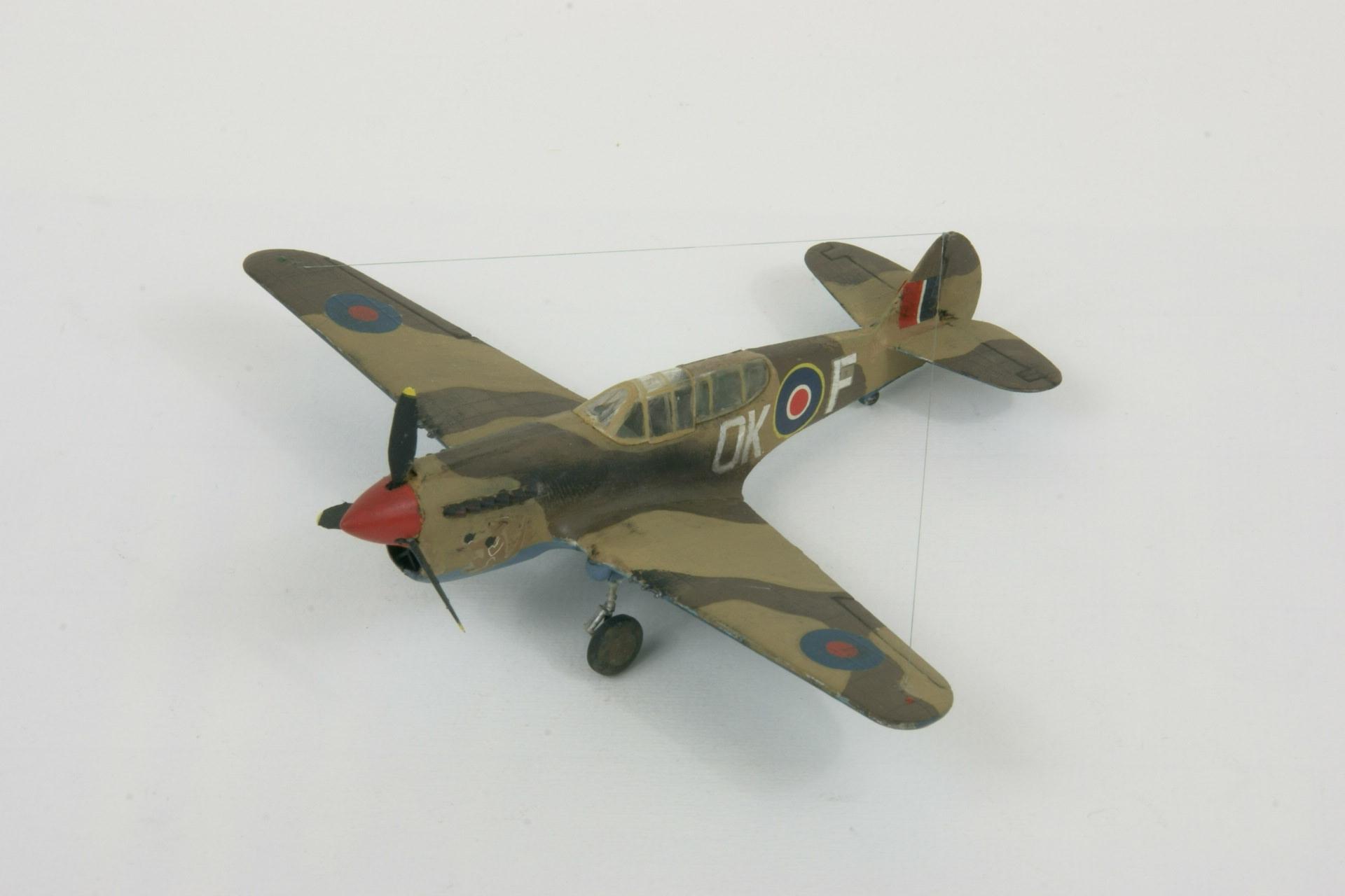 Curtiss kittyhawk ii 5