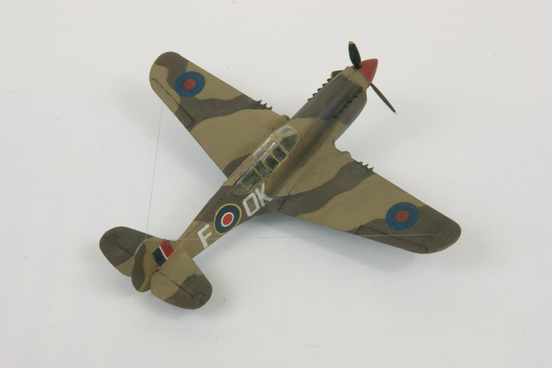 Curtiss kittyhawk ii 7