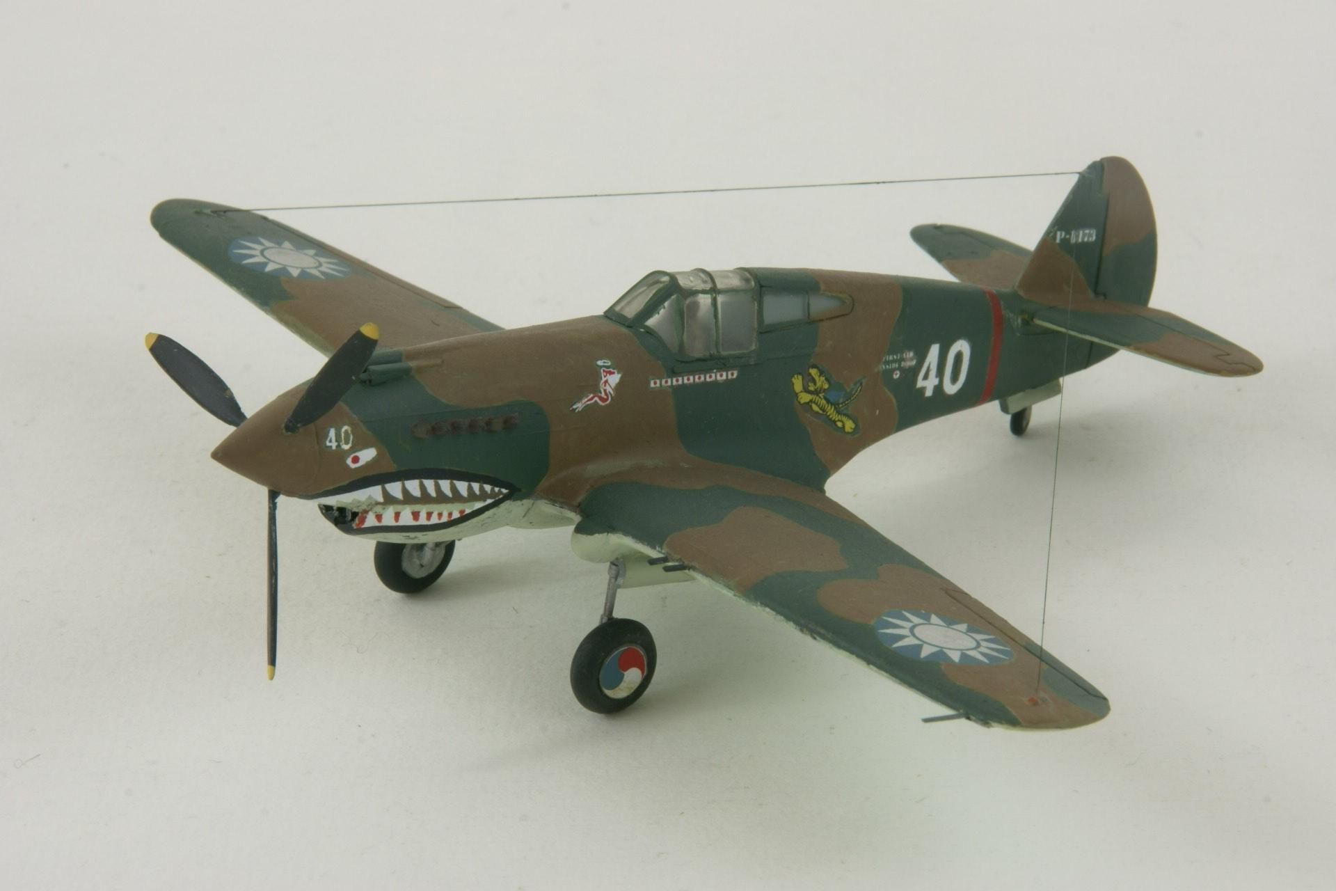 Curtiss p 40c 1 2