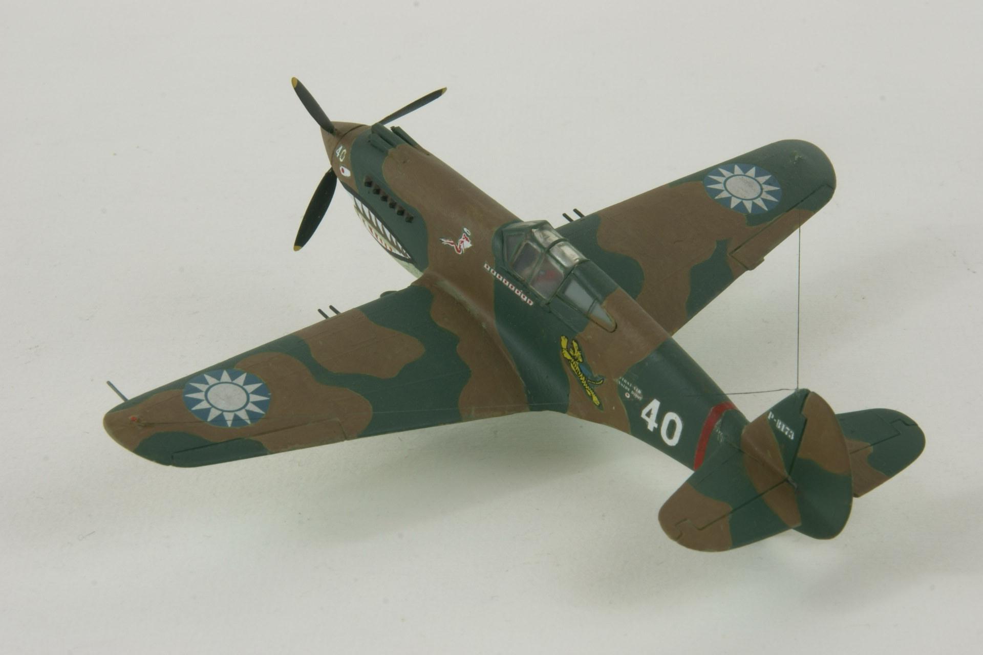 Curtiss p 40c 2 1